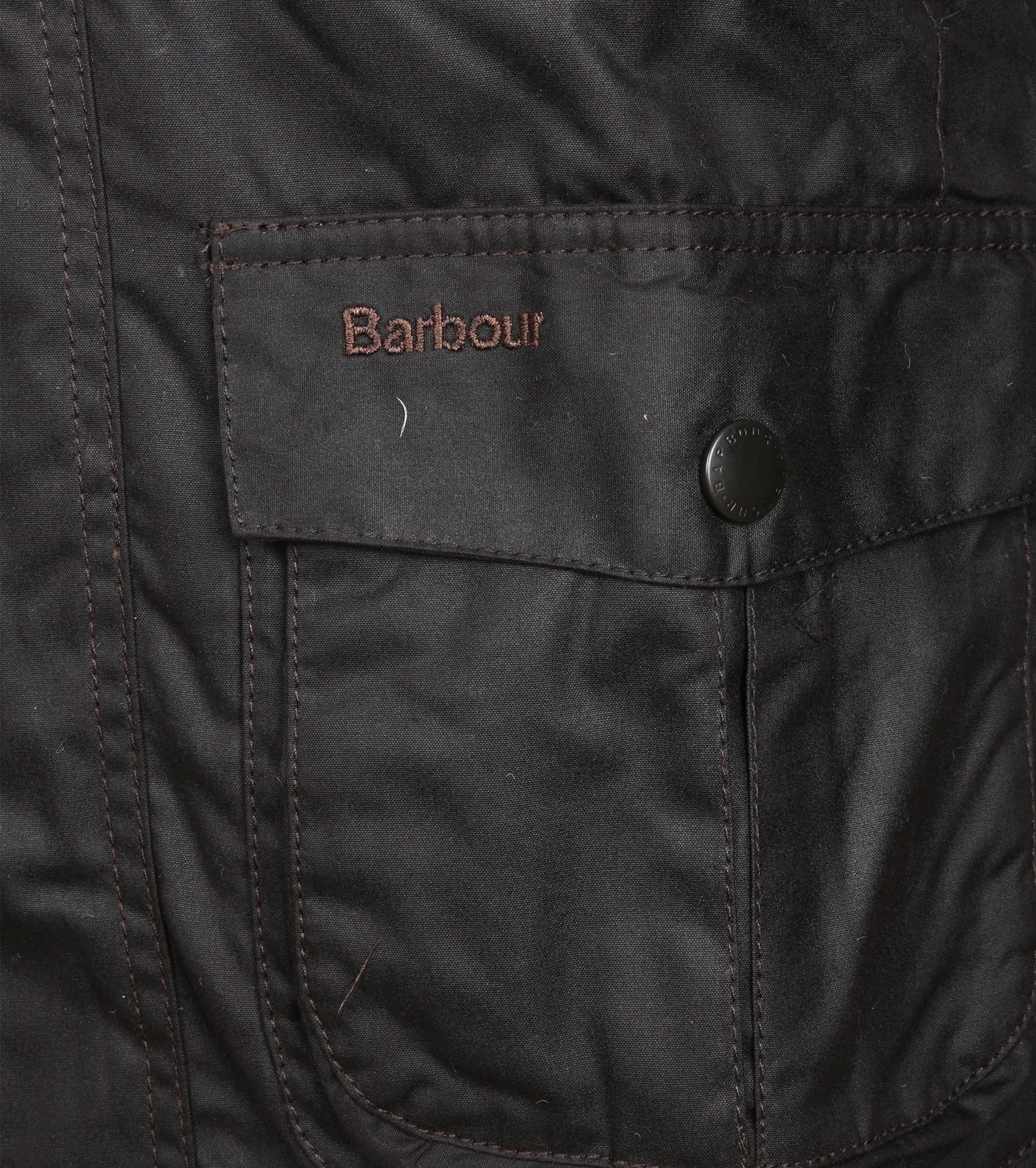 Barbour Waxjas Corbridge Rustic foto 3