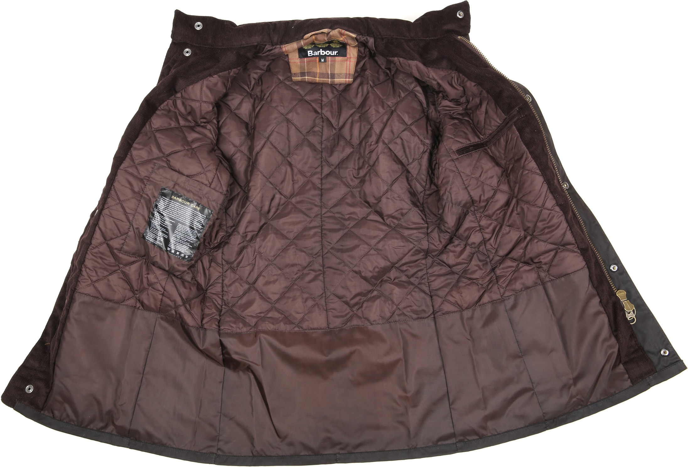 Barbour Waxjas Corbridge Rustic foto 6