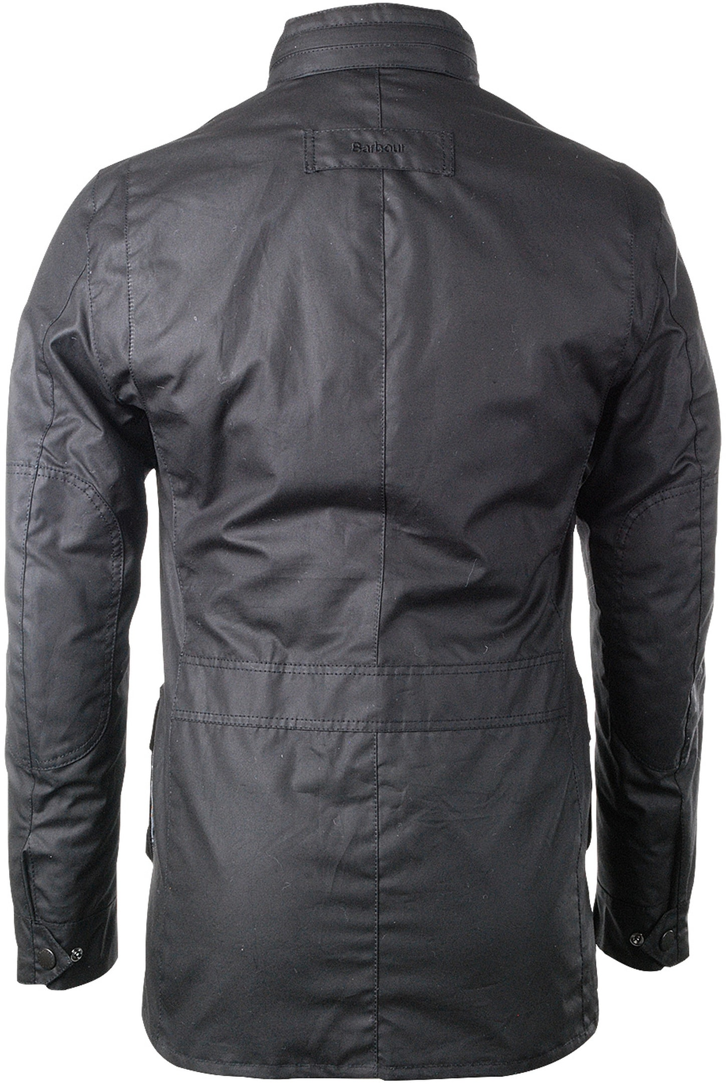 Barbour Waxjas Corbridge Zwart foto 1