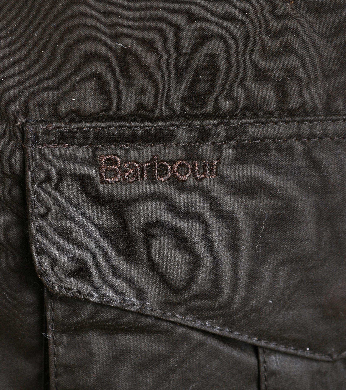 Barbour Waxjas Hereford Olive foto 4
