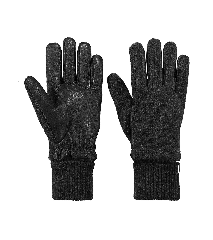 Barts Handschuhe Bhric Schwarz foto 0
