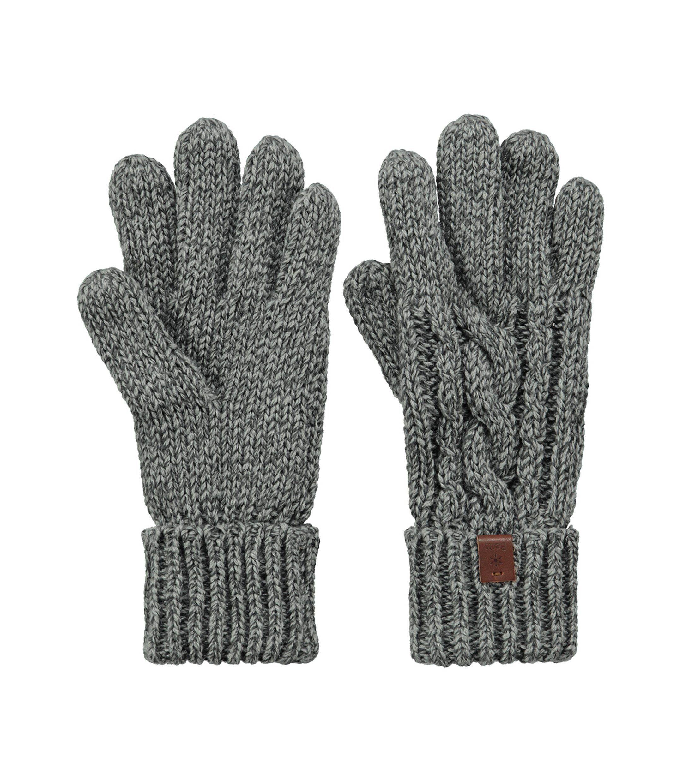 Barts Handschuhe Twister Grau foto 0