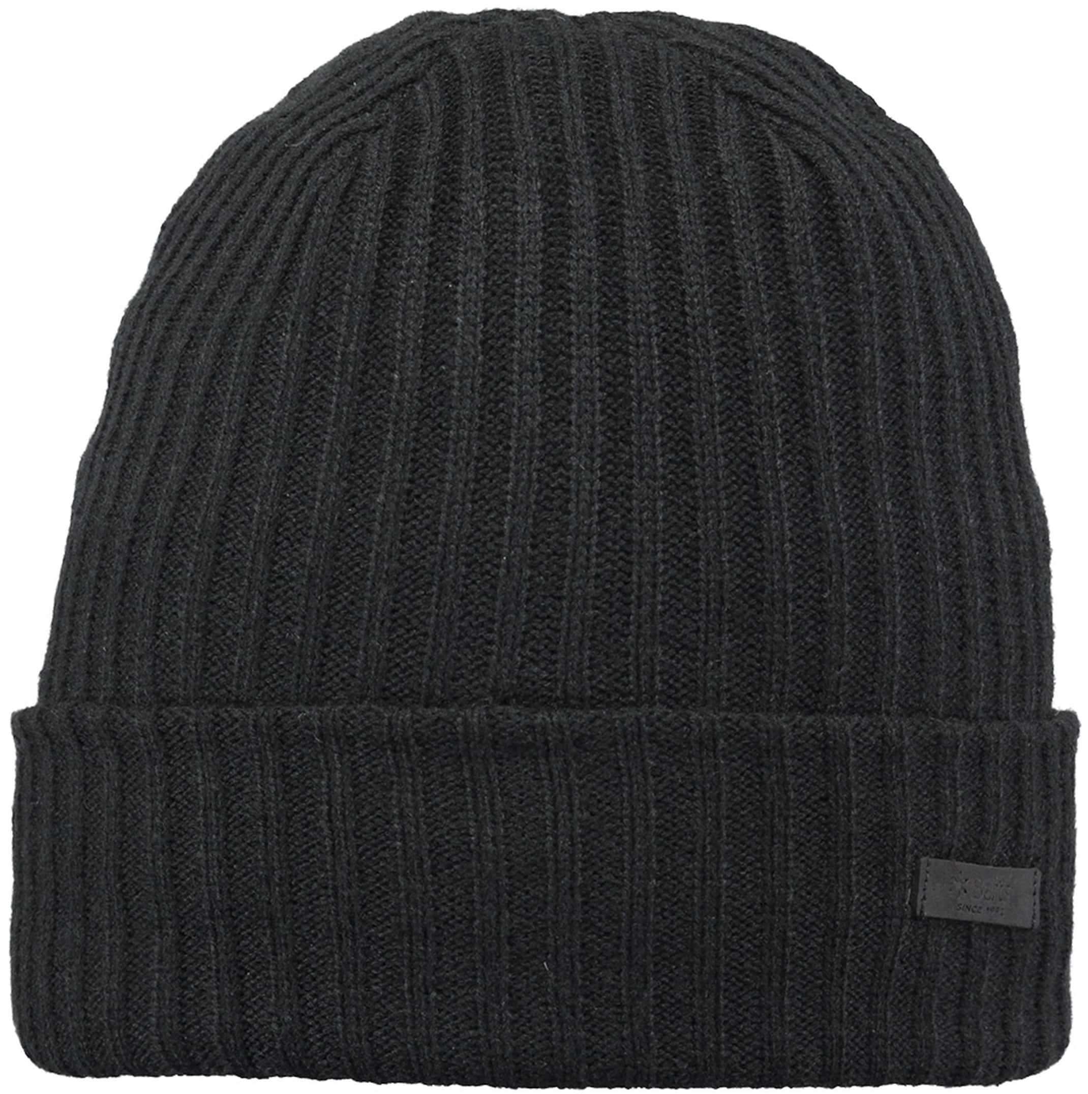 Barts Wilbert Turnup Beanie Black 3920 order online  01764892a1a8