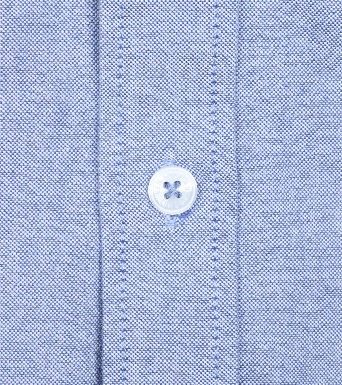 Ben Sherman Hemd Blau Oxford foto 2