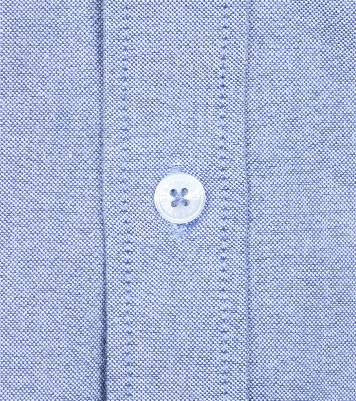 Ben Sherman Overhemd Blauw Oxford foto 2