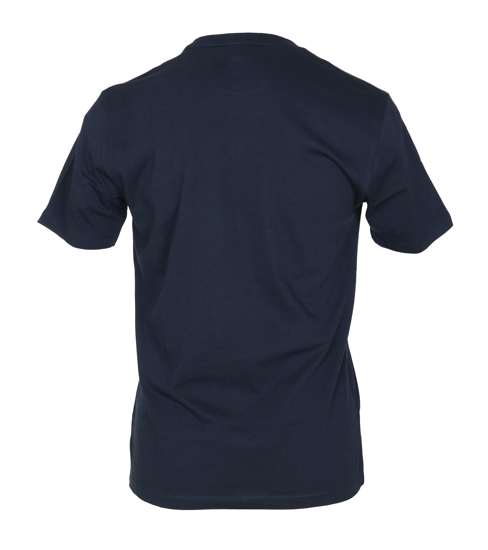 Ben Sherman T-Shirt Print Dunkelblau foto 2