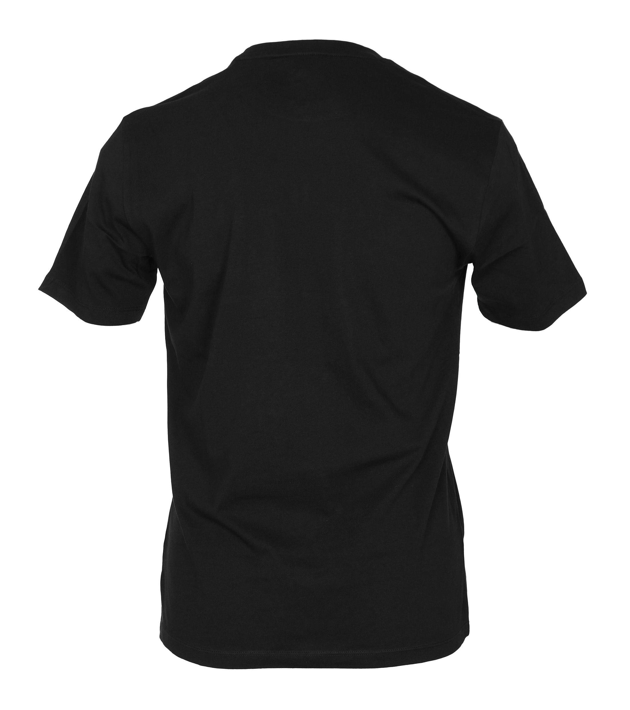 Ben Sherman T-Shirt Print Zwart foto 2