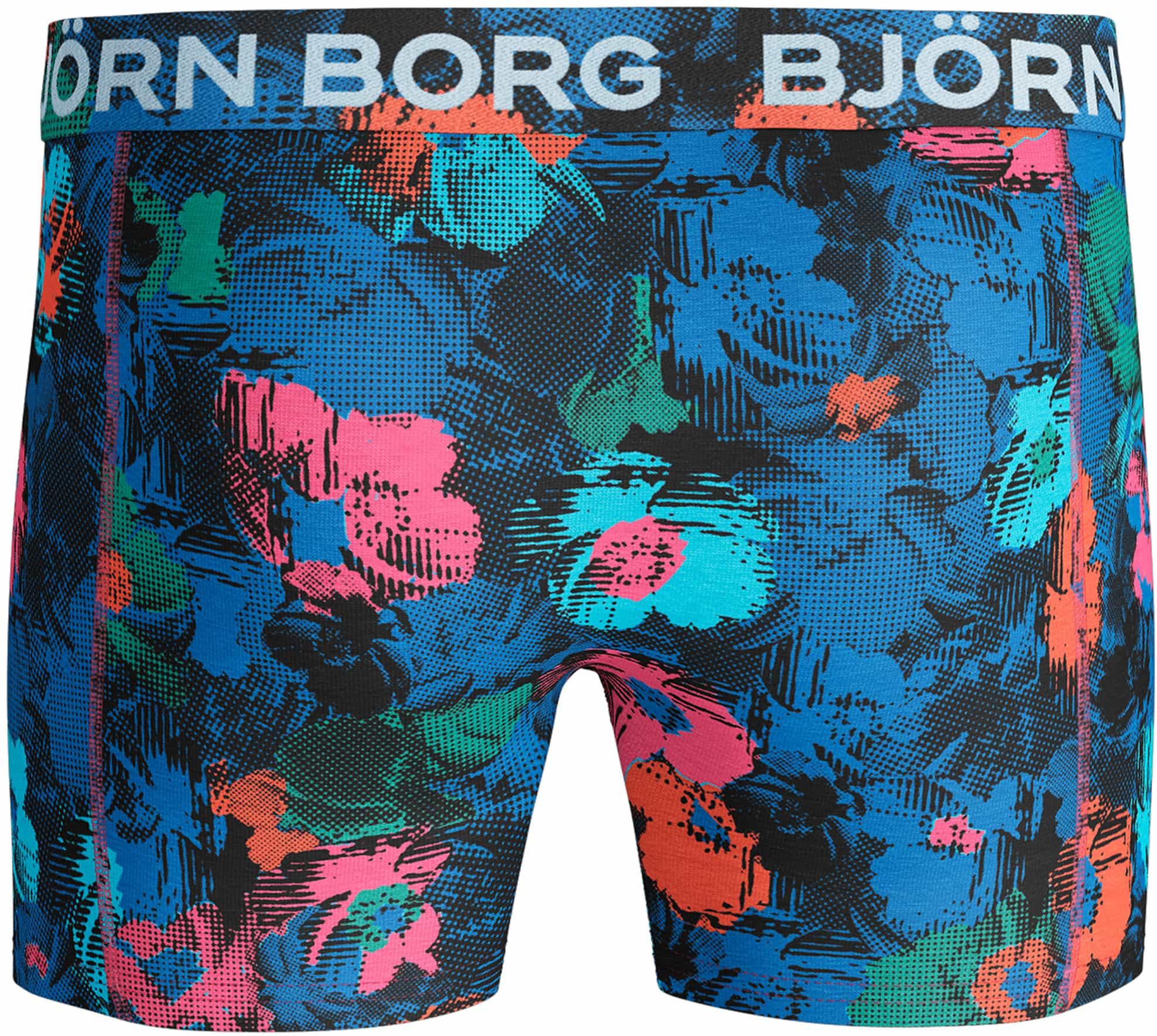 Bjorn Borg Boxers 2-Pack Bloemen foto 4