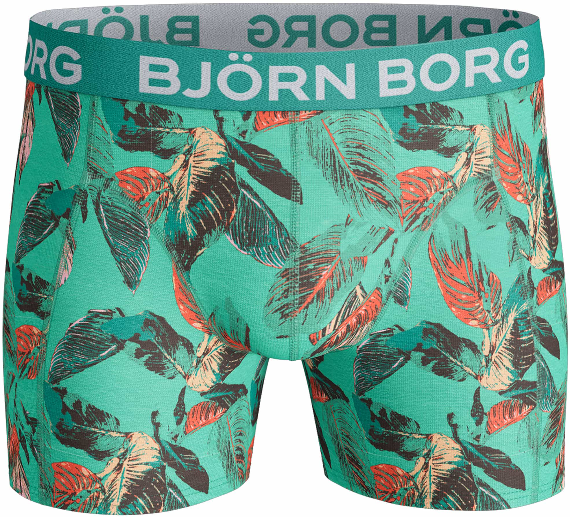 Bjorn Borg Boxers 2-Pack Camo Bloemen foto 1