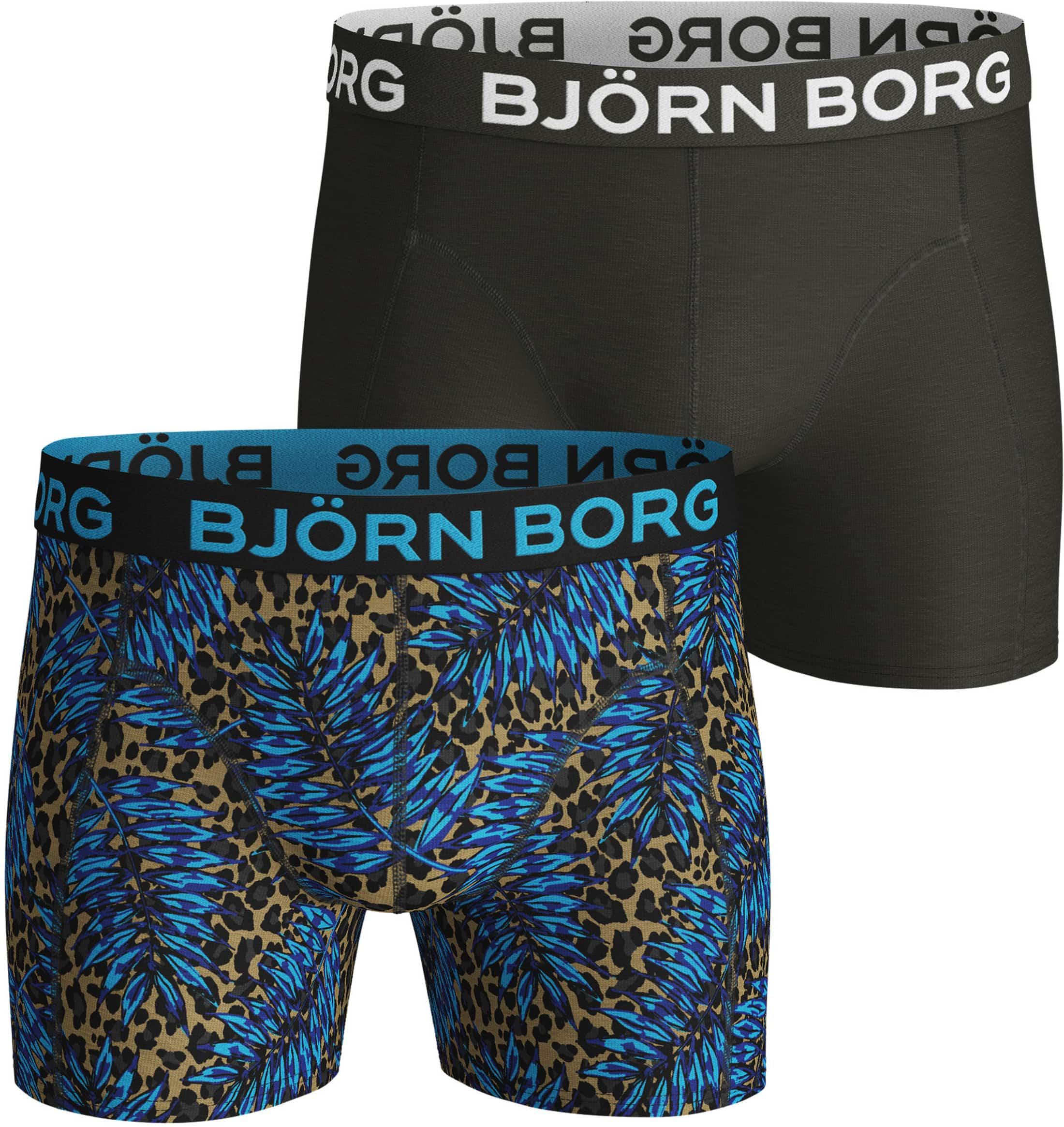 Bjorn Borg Boxershorts 2-Pack Leafs foto 0
