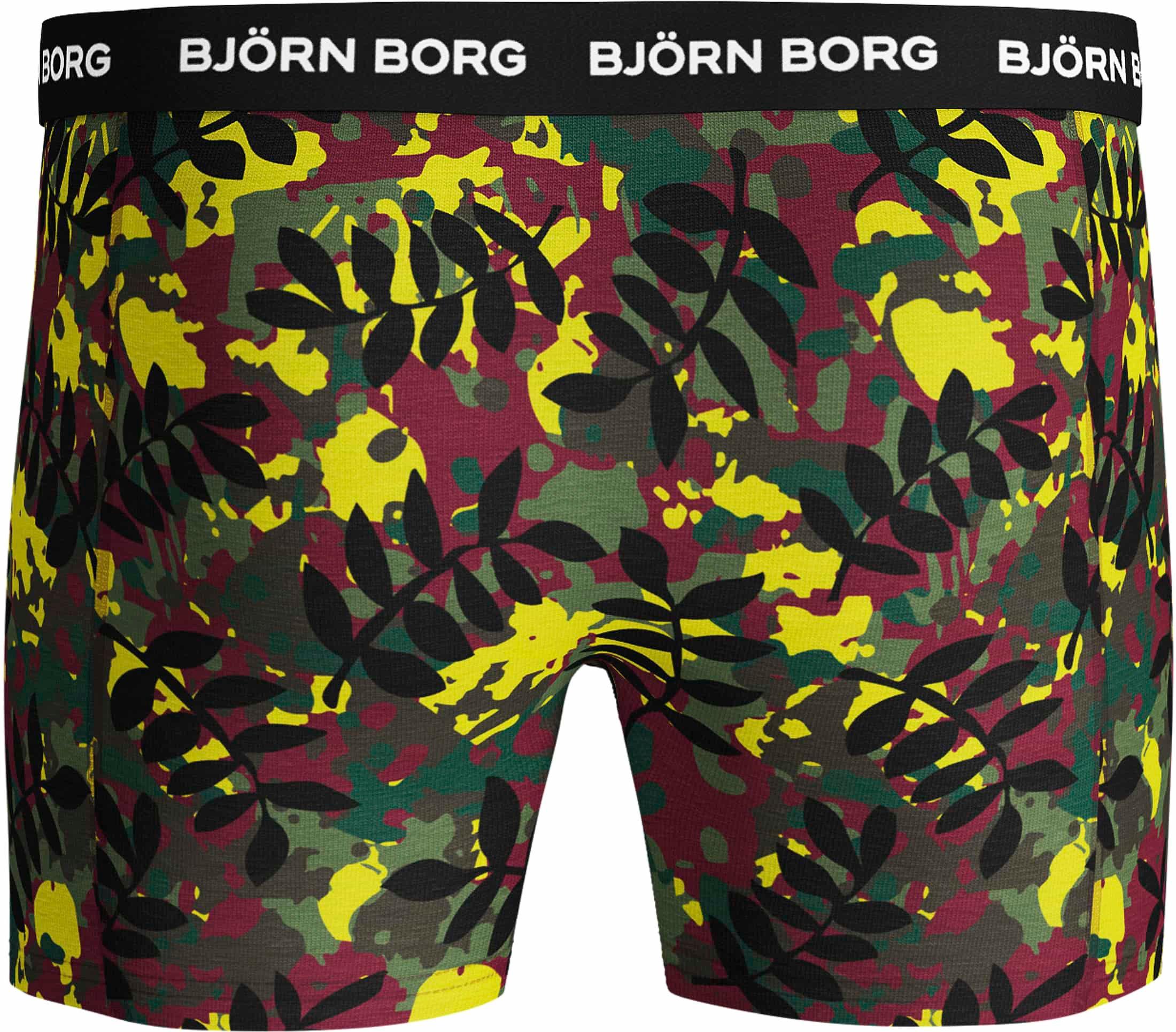 Bjorn Borg Boxershorts 3-Pack Beet foto 2