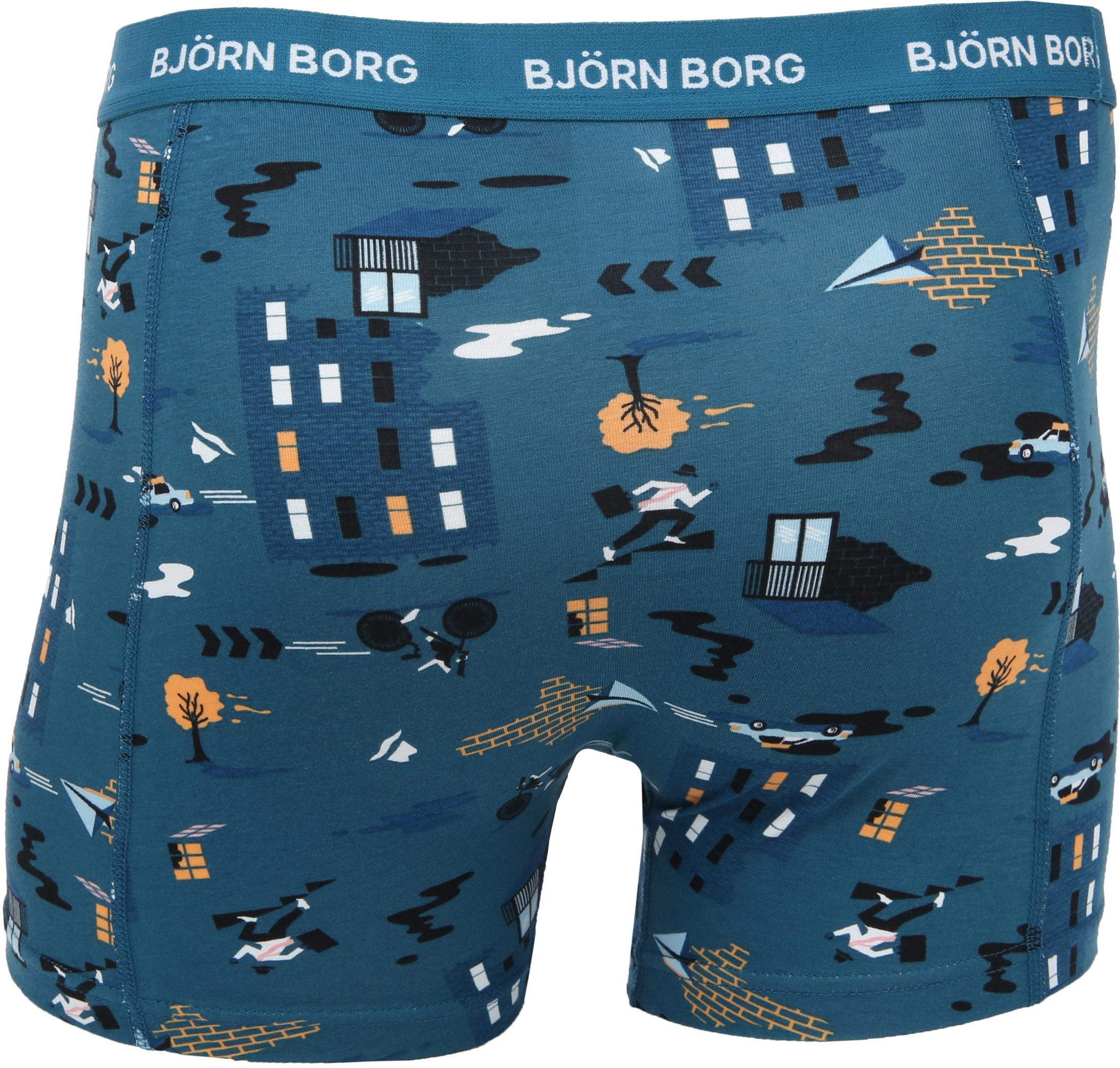 Bjorn Borg Boxershorts 5-Pack Corsair foto 2