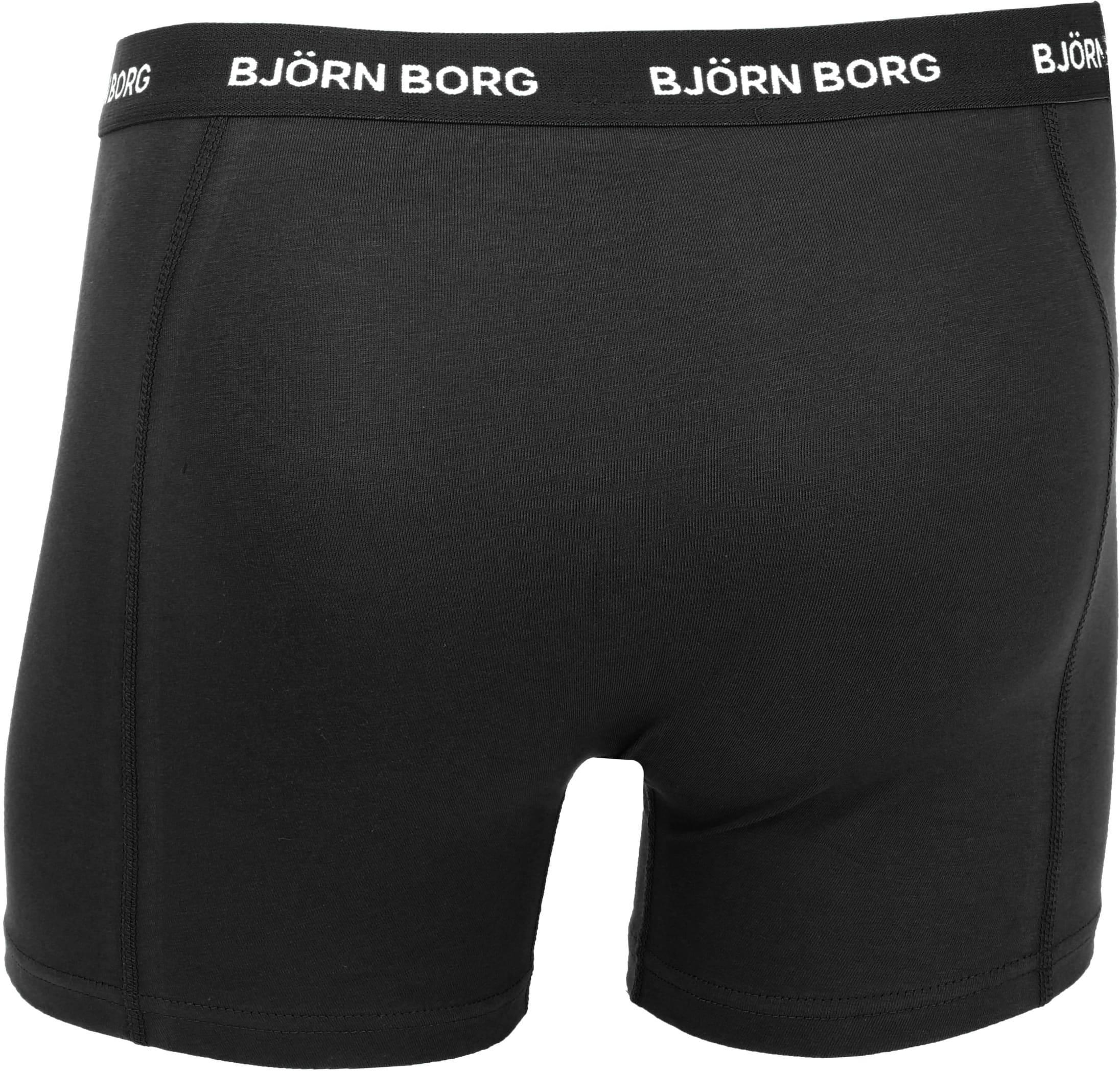Bjorn Borg Boxershorts 5-Pack Corsair foto 4