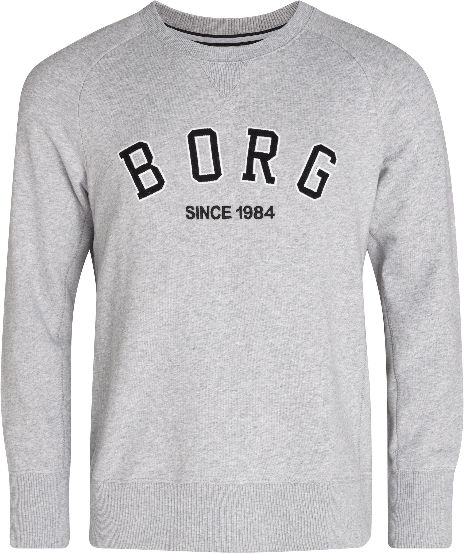 Bjorn Borg Crew Sweater Grau foto 0