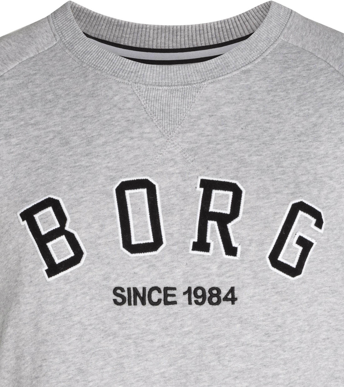 Bjorn Borg Crew Sweater Grau foto 1