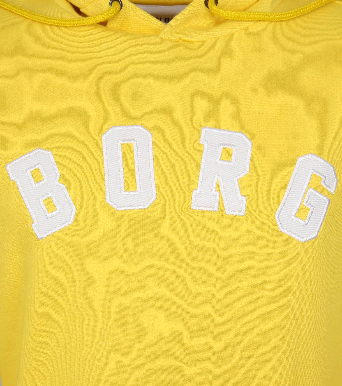 Bjorn Borg Hoodie Billy Maize Geel foto 3