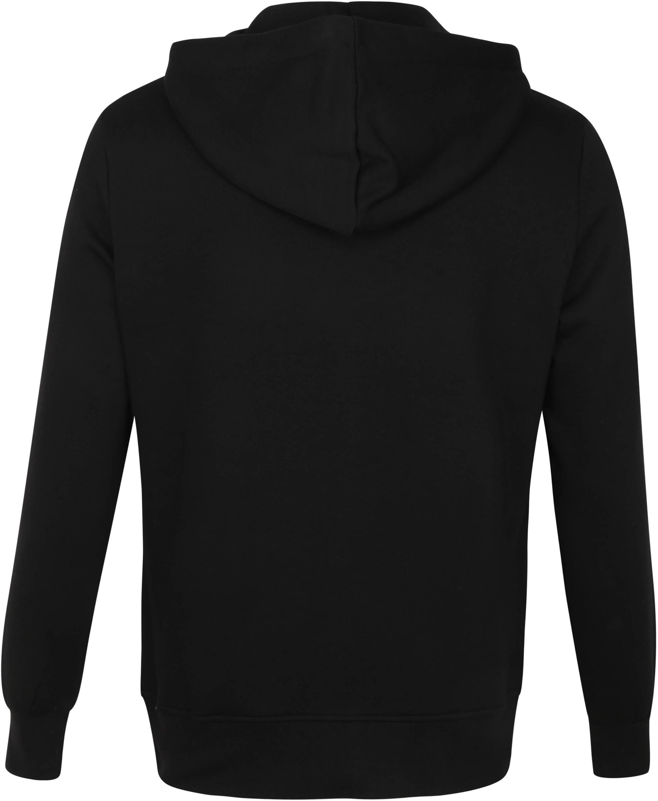 Bjorn Borg Logo Hoodie Zwart