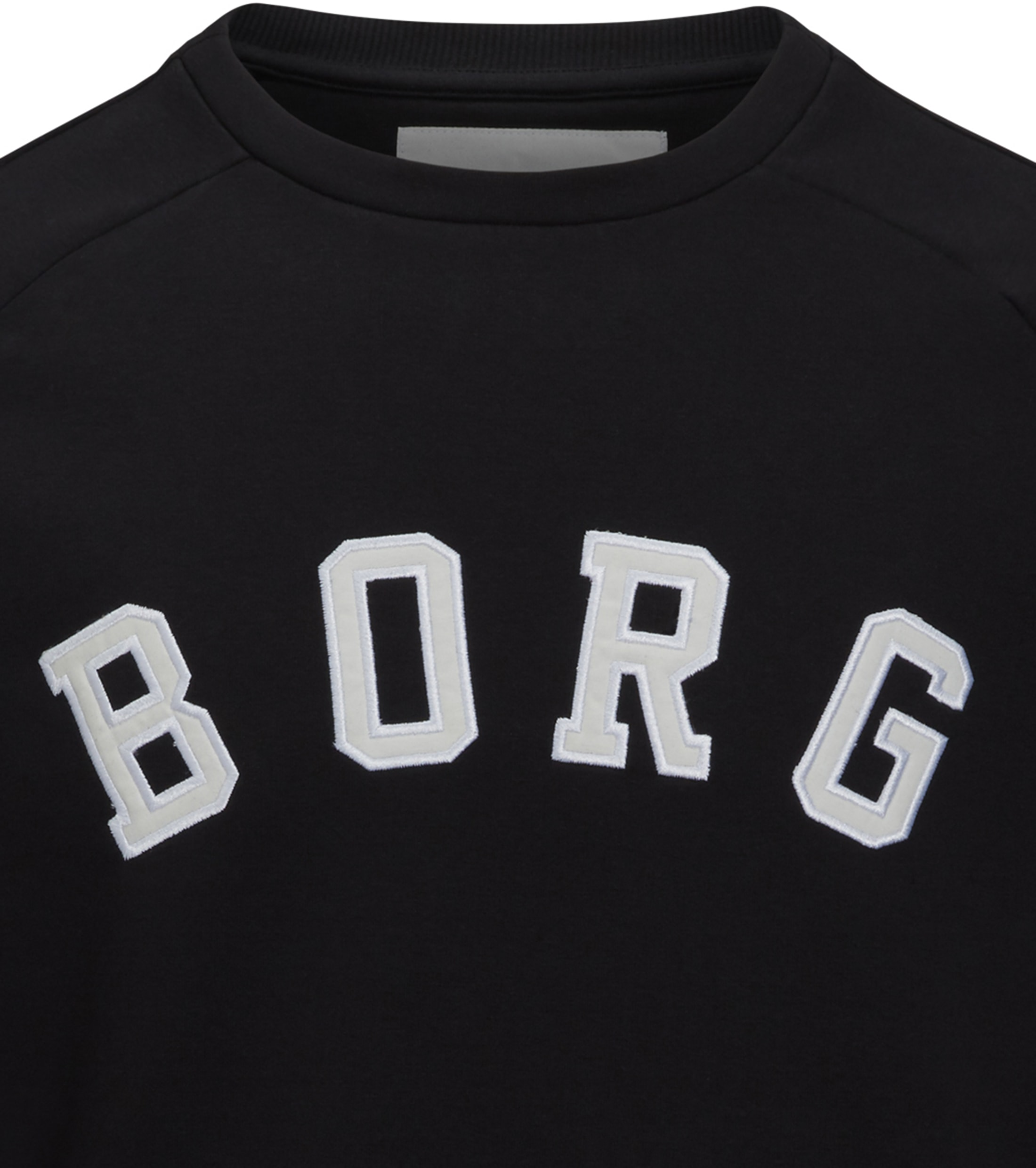 Bjorn Borg Sweater Crew Black Beauty foto 1