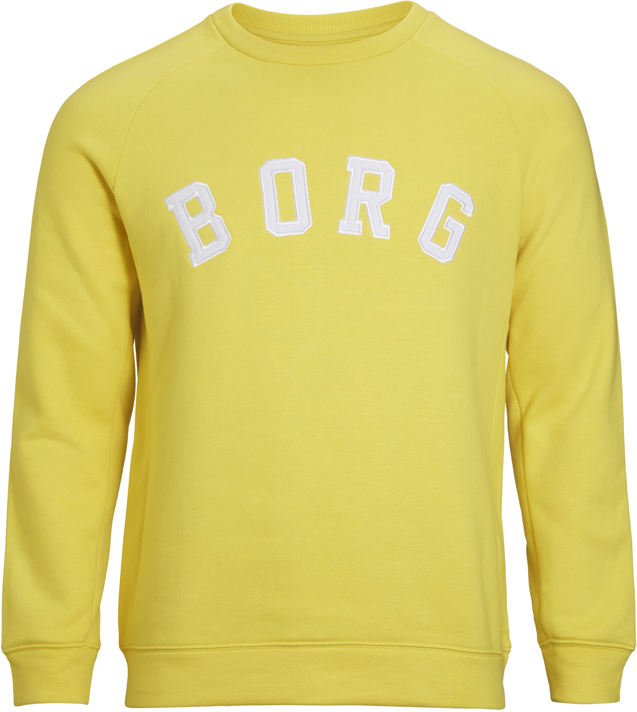 Bjorn Borg Sweater Crew Maize foto 0