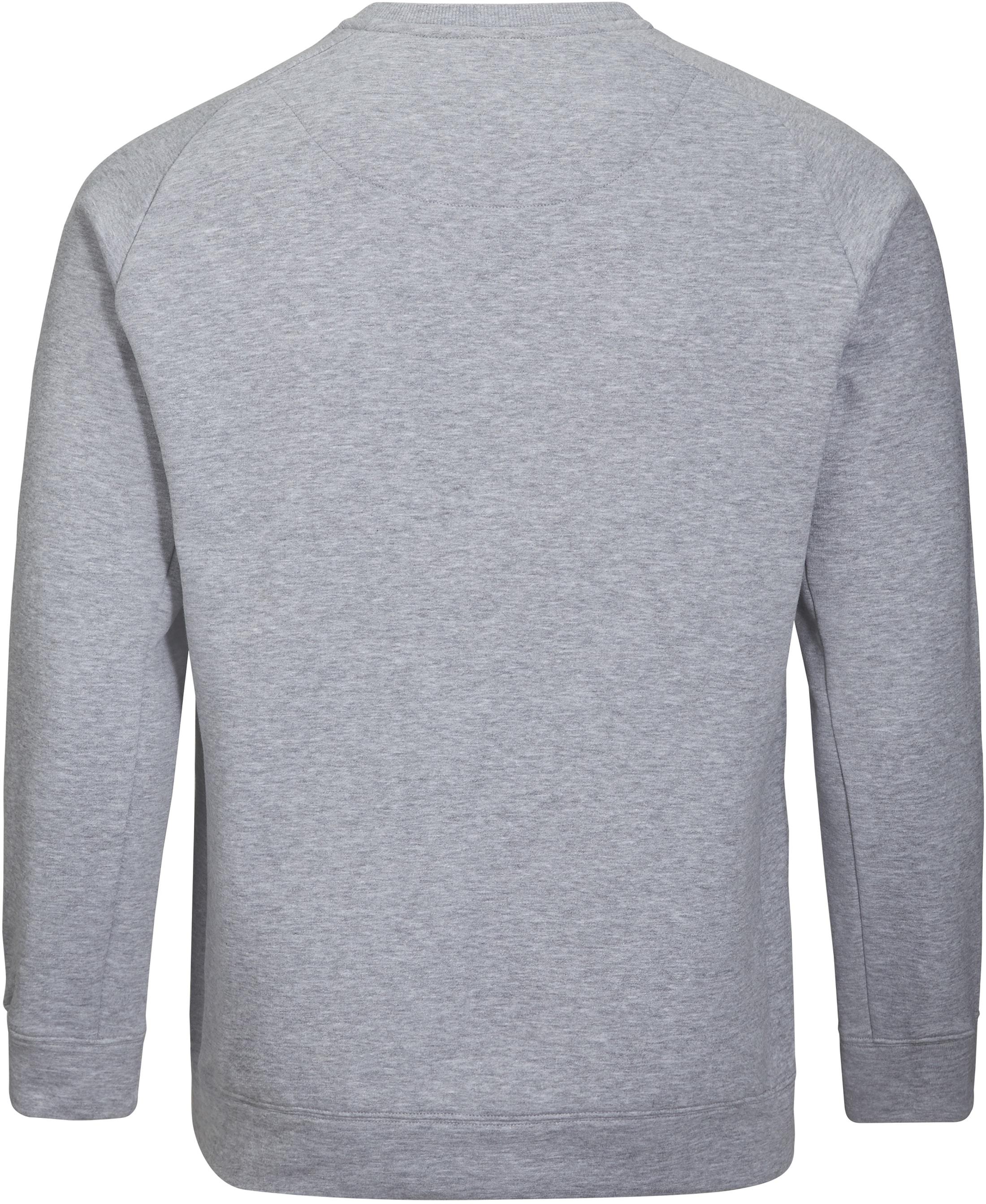 Bjorn Borg Sweater Crew Melange Grey foto 2