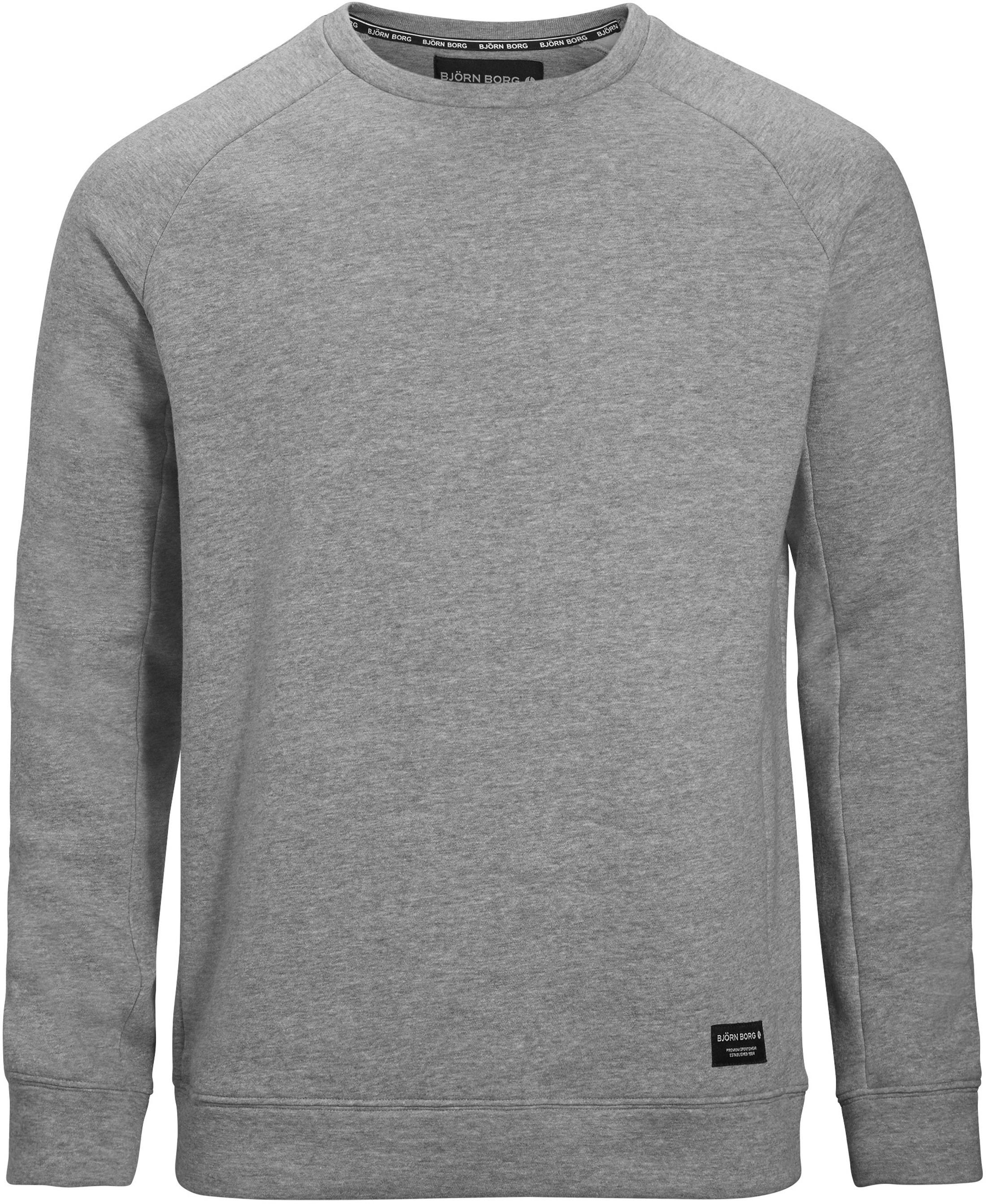 Bjorn Borg Sweater Melange Grey foto 0