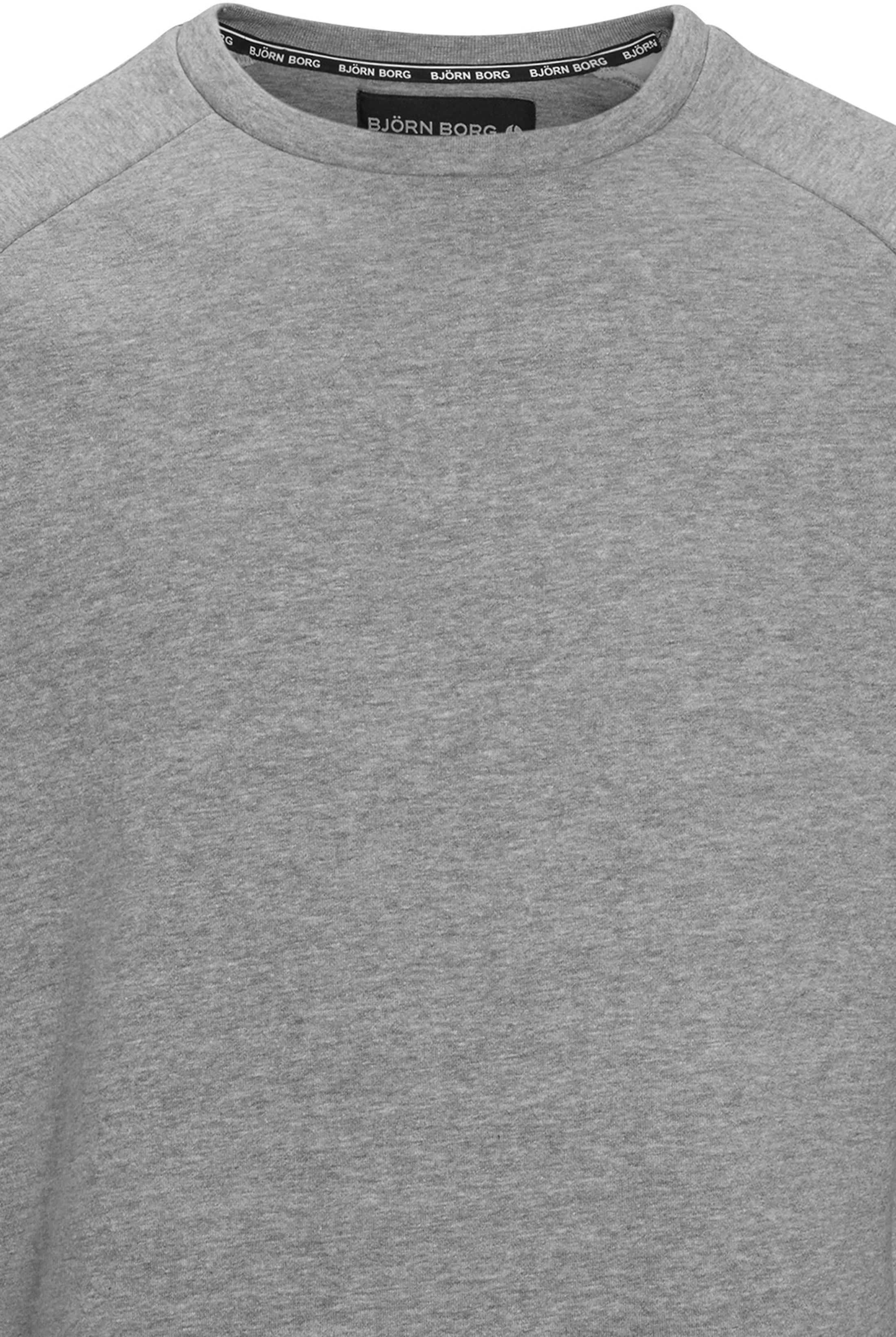 Bjorn Borg Sweater Melange Grey foto 1