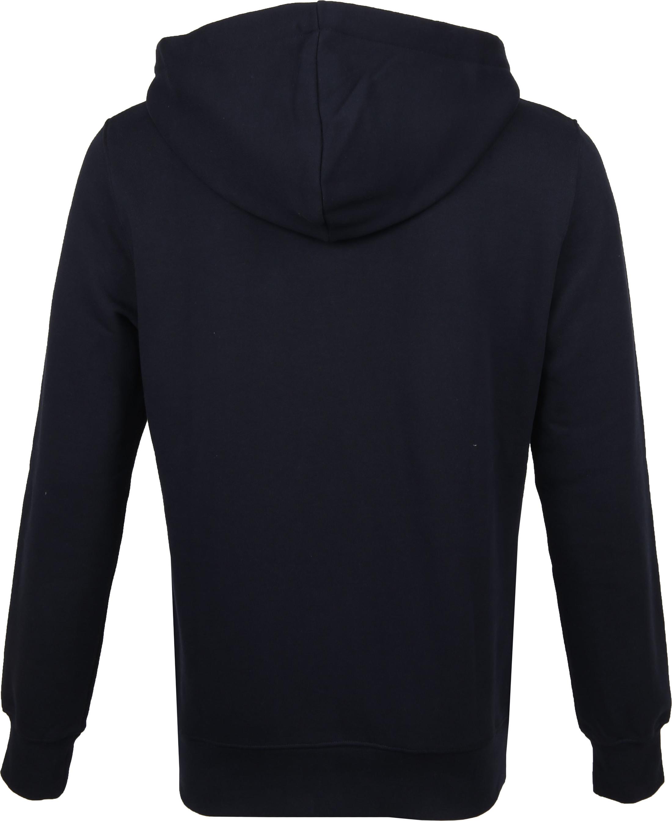 Bjorn Borg Vest Donkerblauw - Donkerblauw maat S