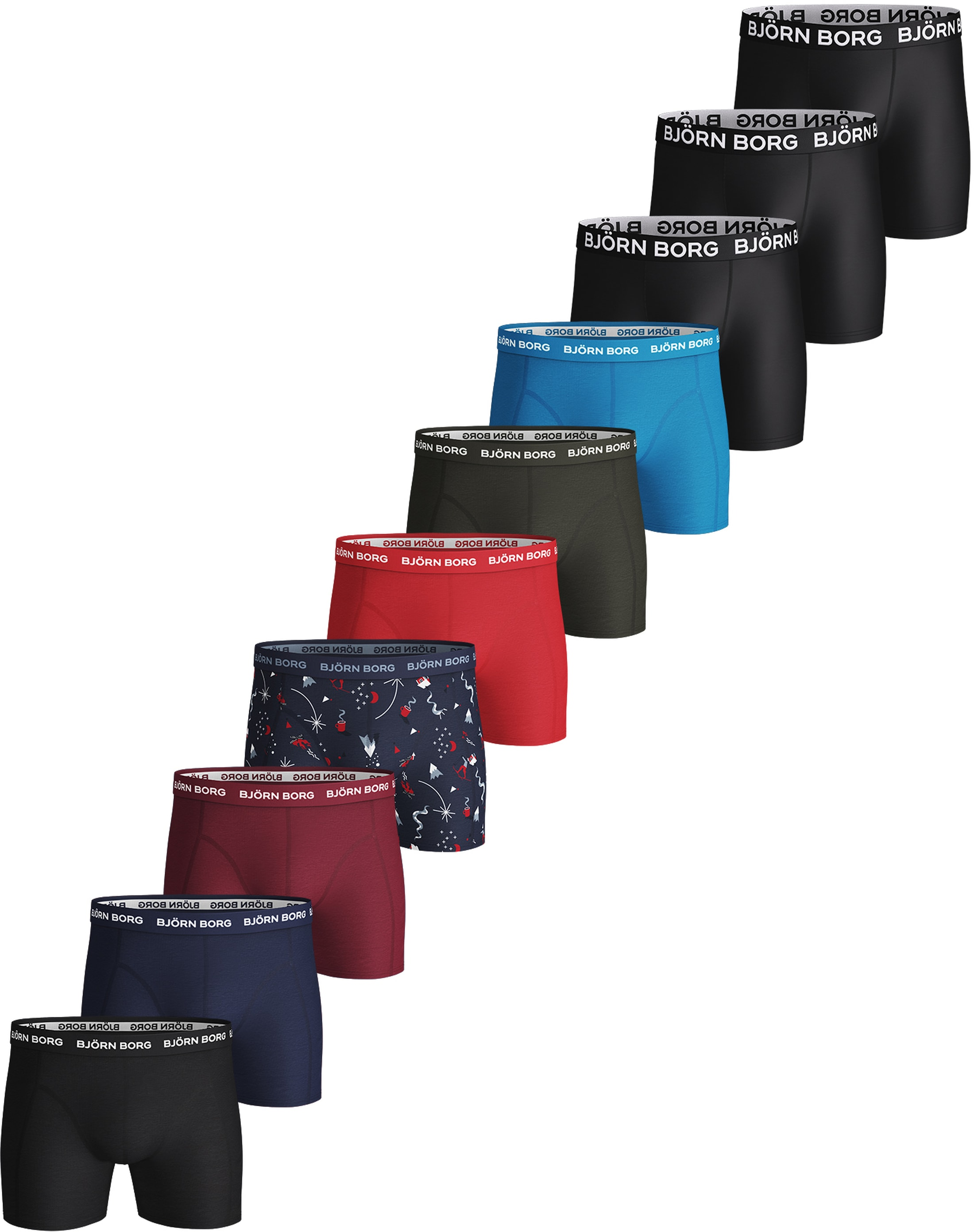boxer shorts 10 pack