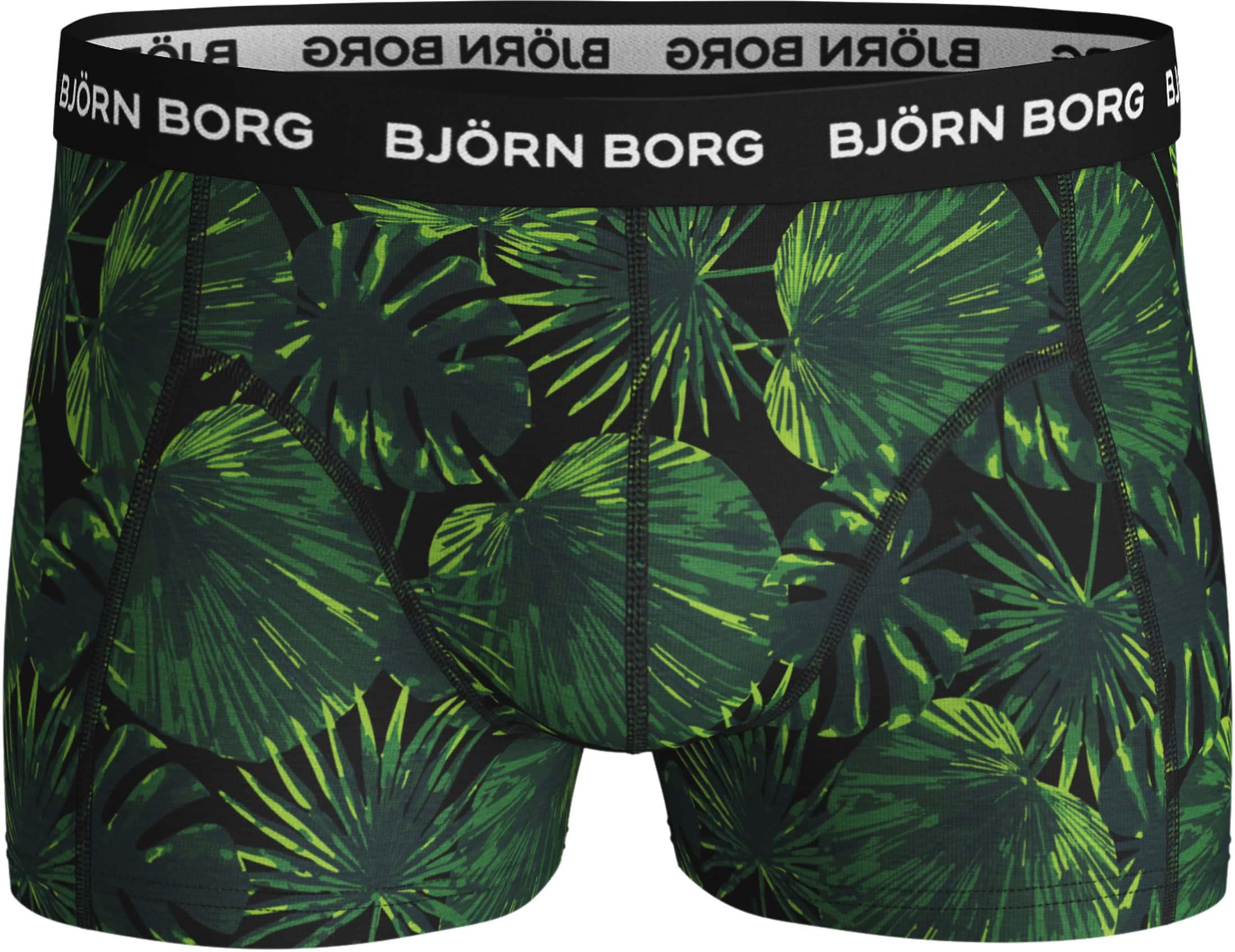Björn Borg Shorts Garden 2er-Pack foto 1