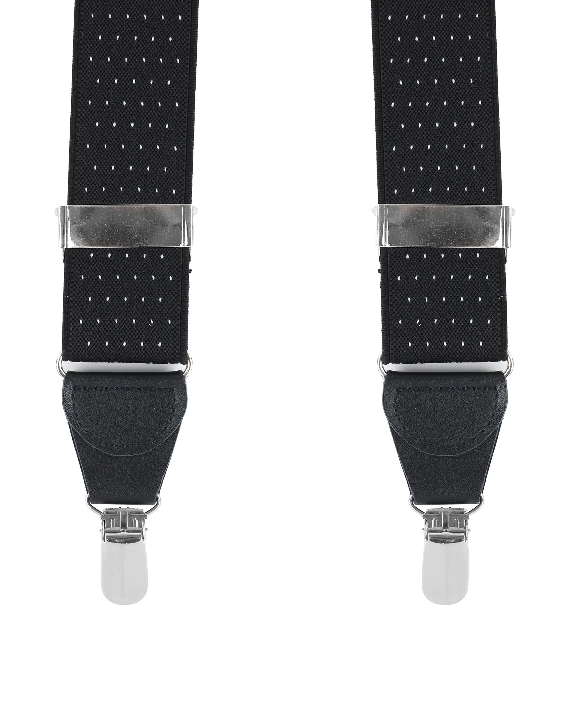 Black Suspenders Pinpoint foto 0
