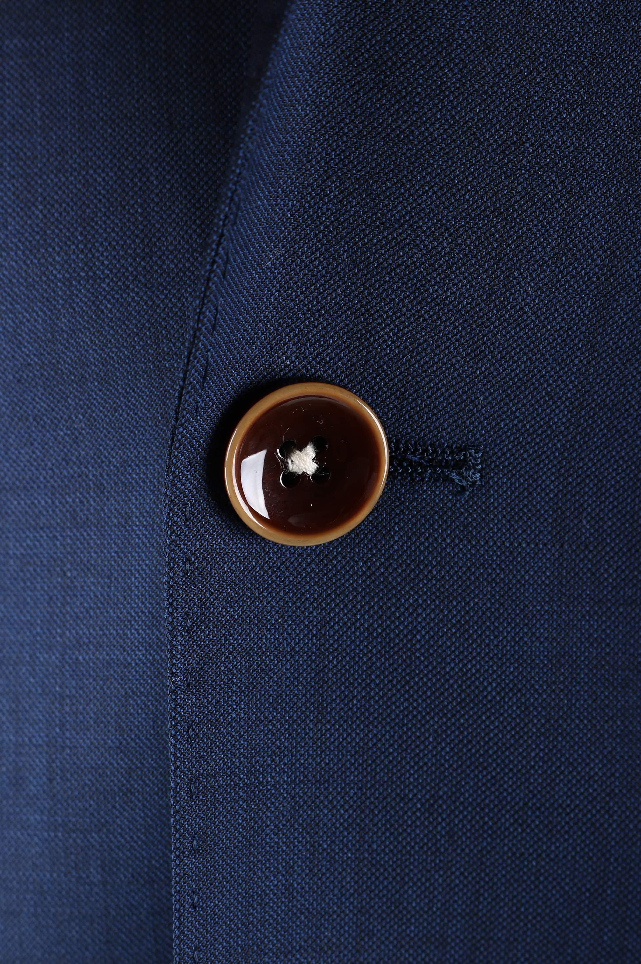 Blauw Kostuum Evans foto 1