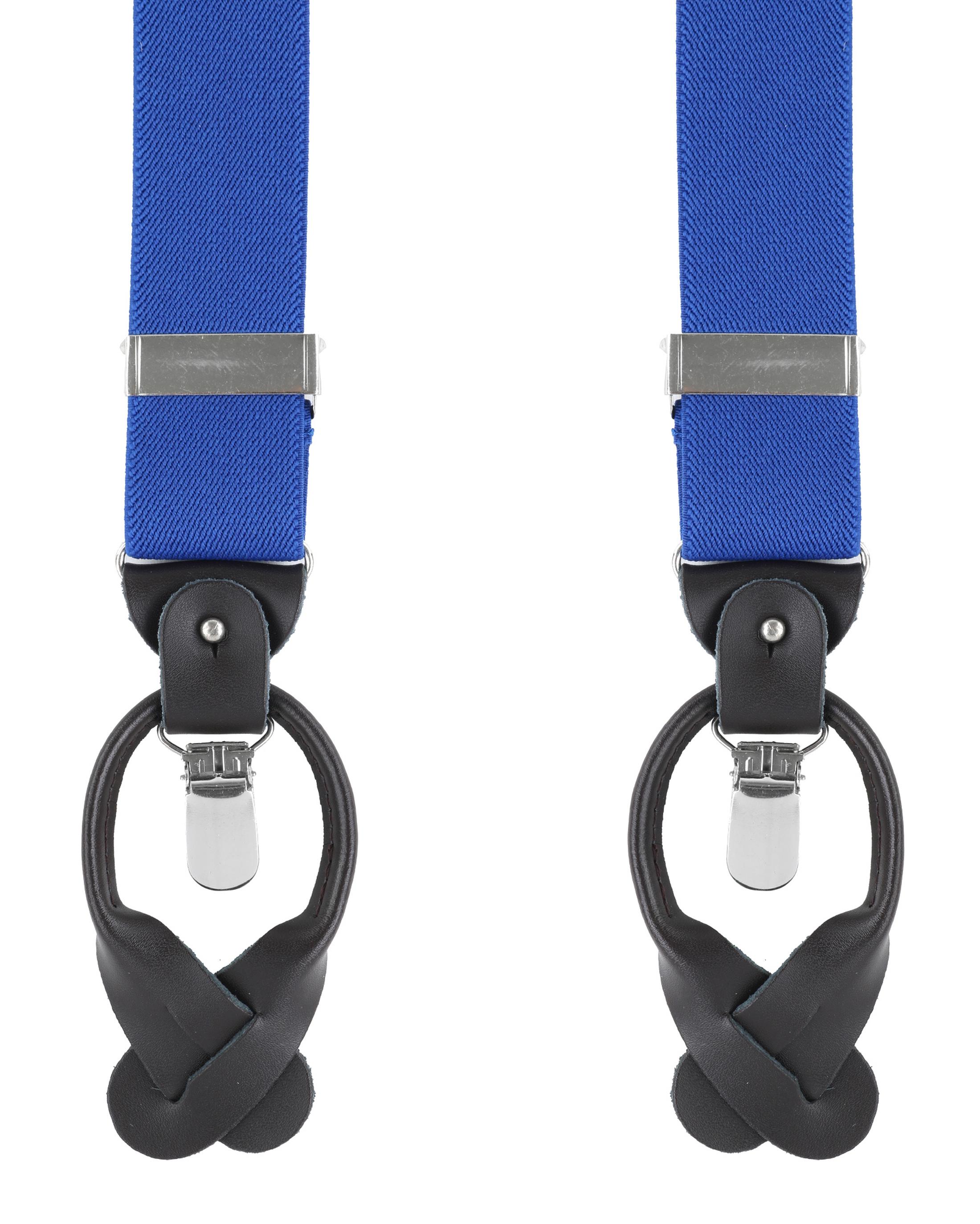 Blauwe Bretels Luxe foto 0