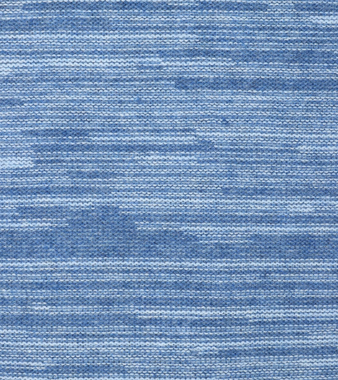 Blue Industry Blauw Trui foto 2