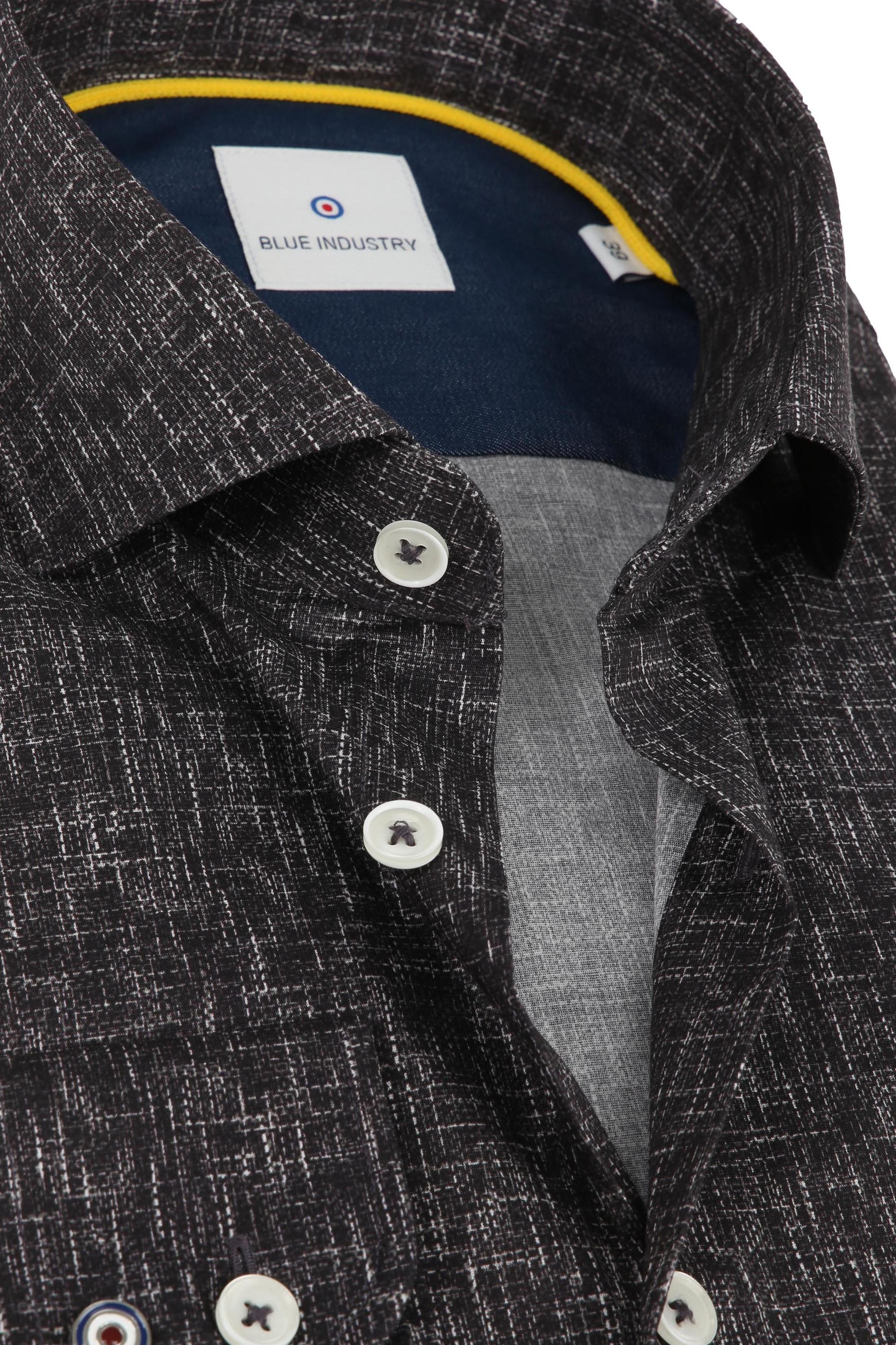 Blue Industry Overhemd Bruin