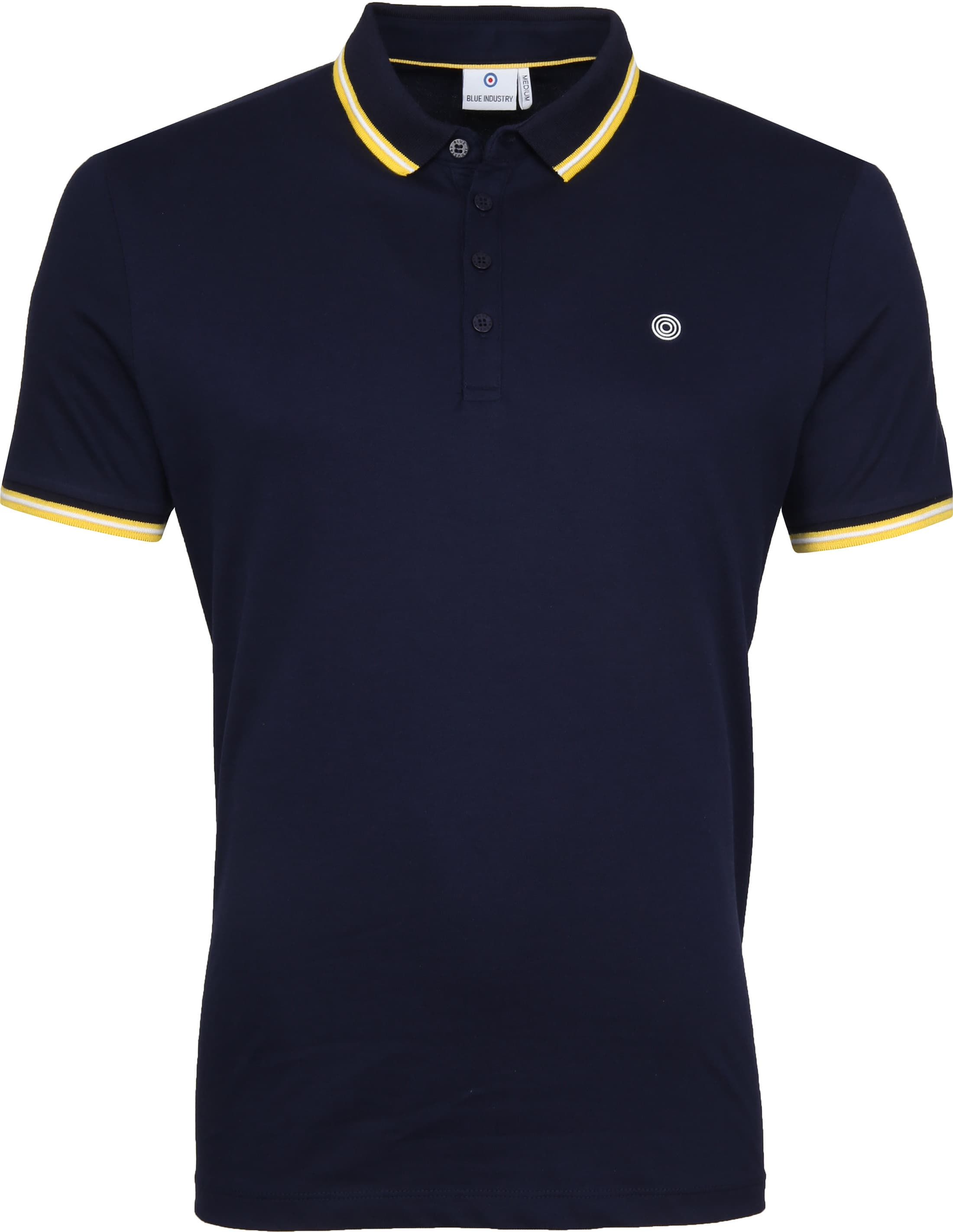 Blue Industry Polo M21 Navy foto 0