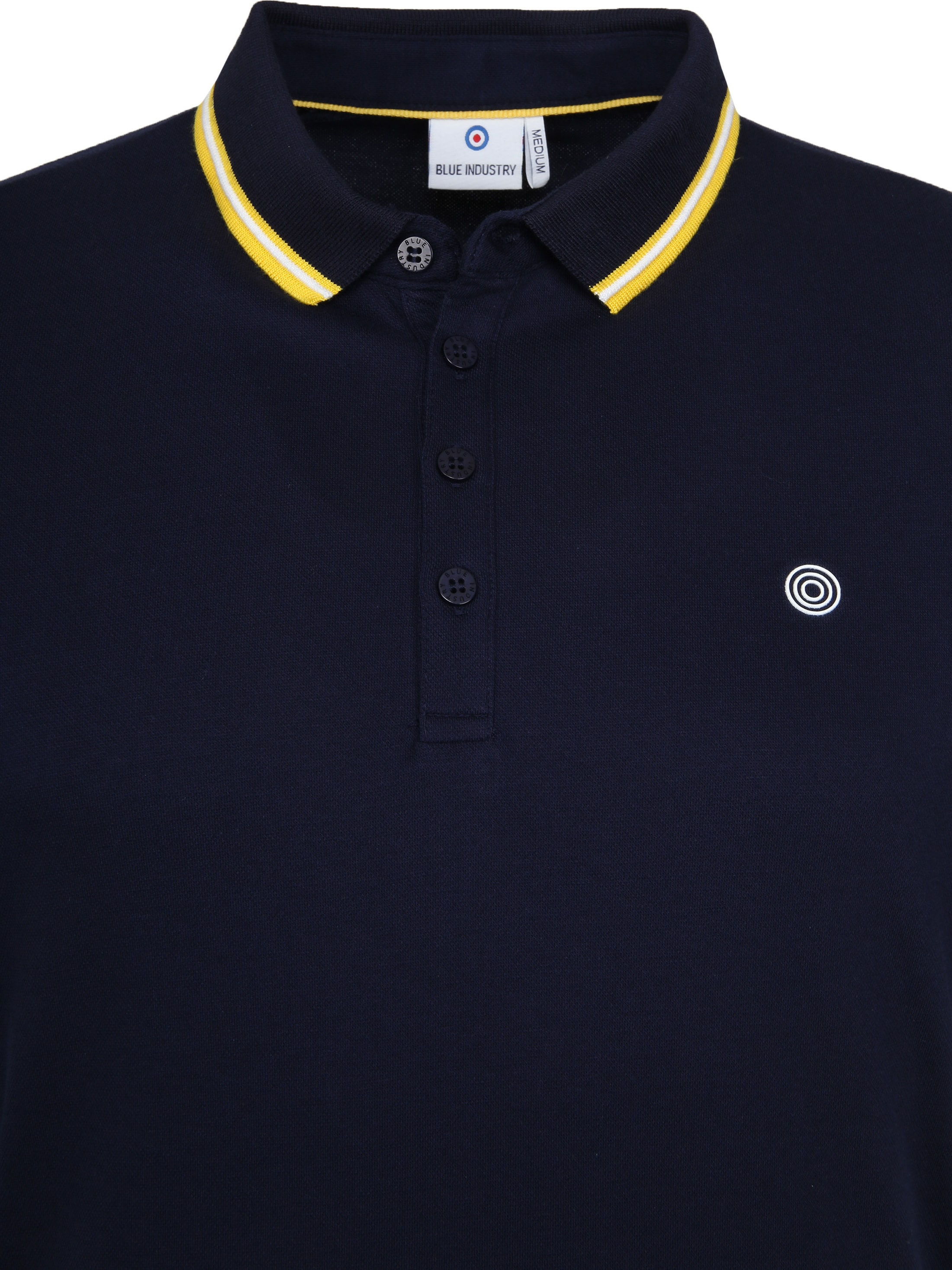 Blue Industry Polo M21 Navy foto 1