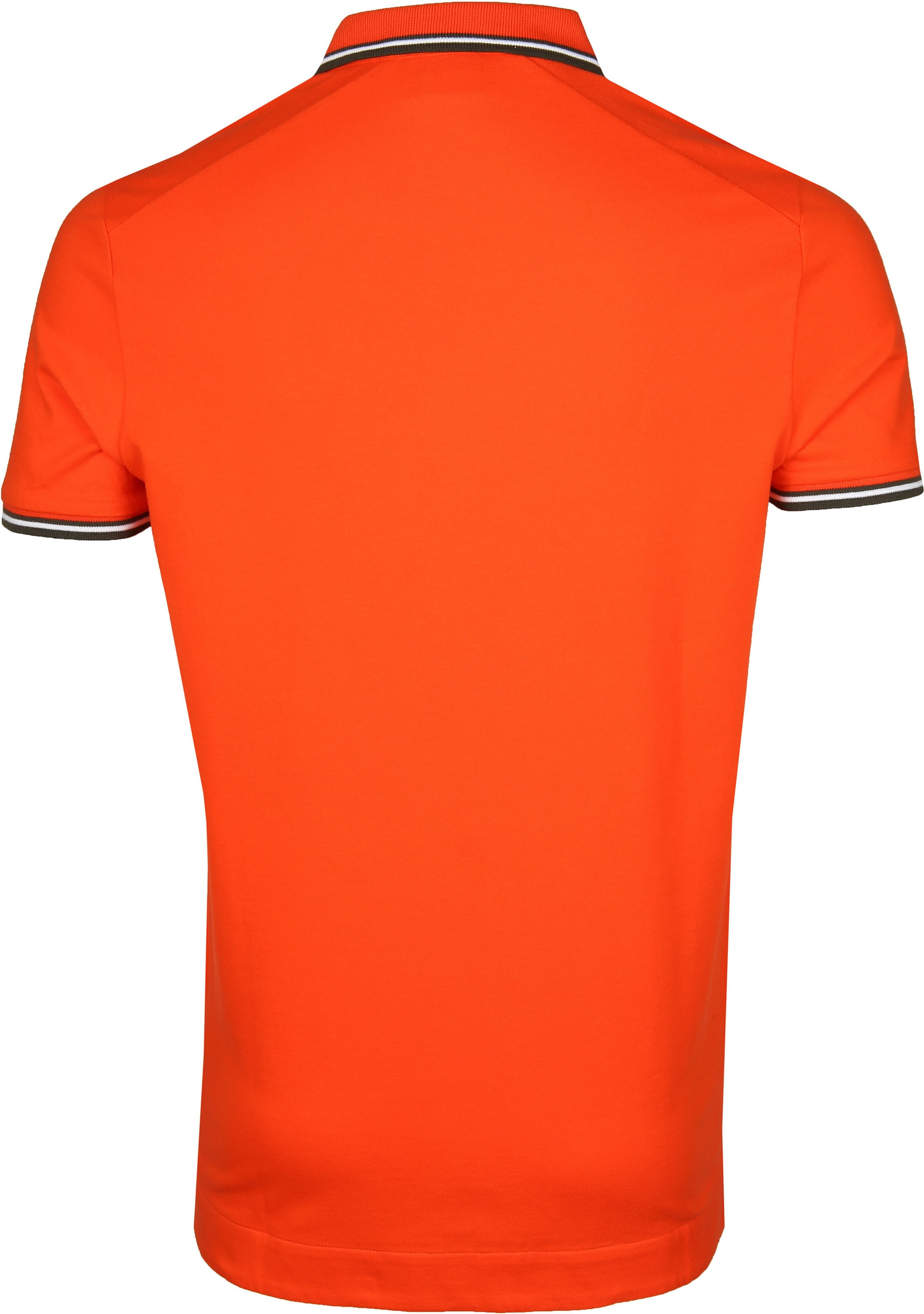 Blue Industry Polo M24 Oranje
