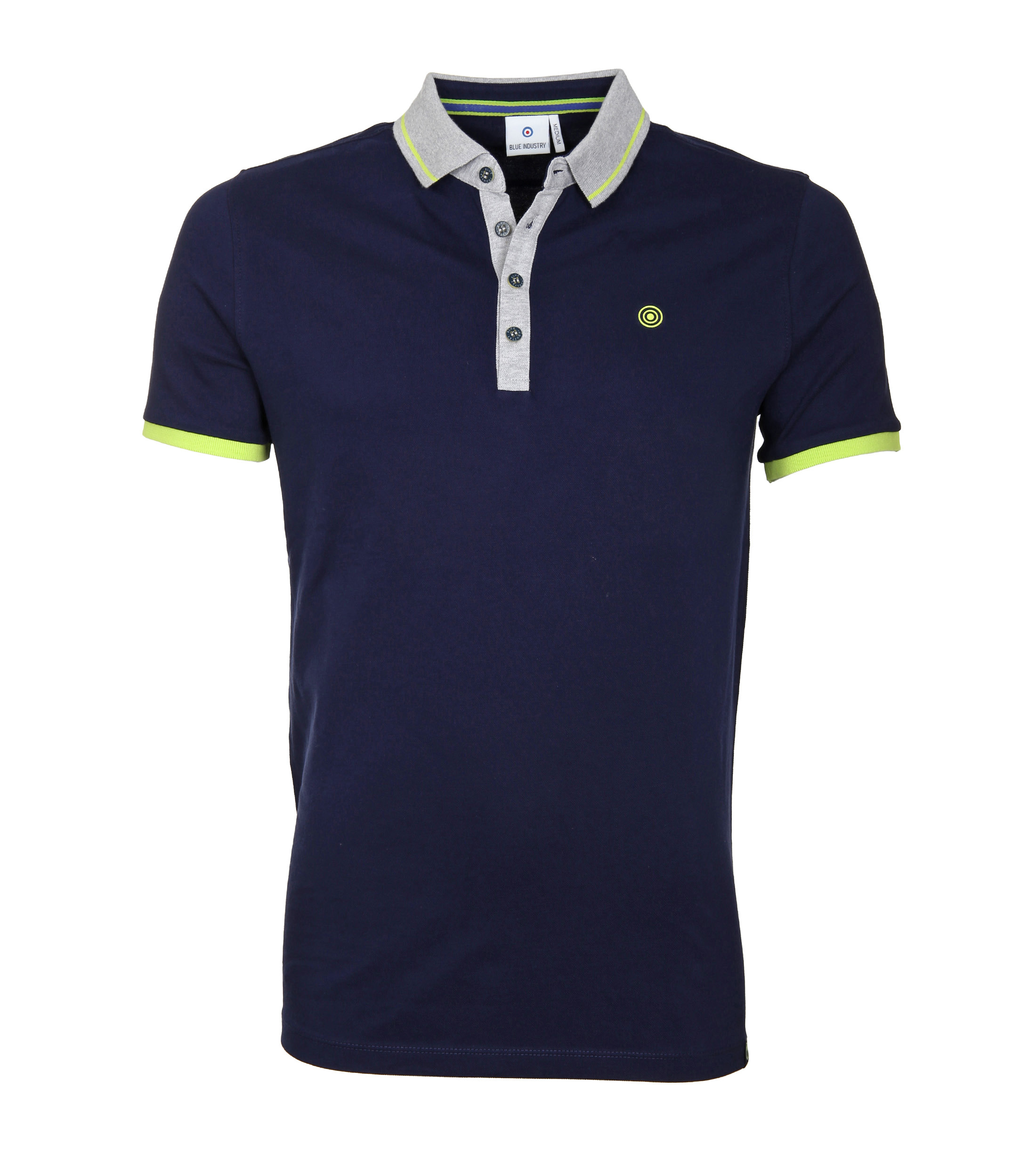Blue Industry Polo M80 Navy foto 0