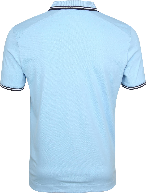Blue Industry Poloshirt M21 Hellblau foto 3