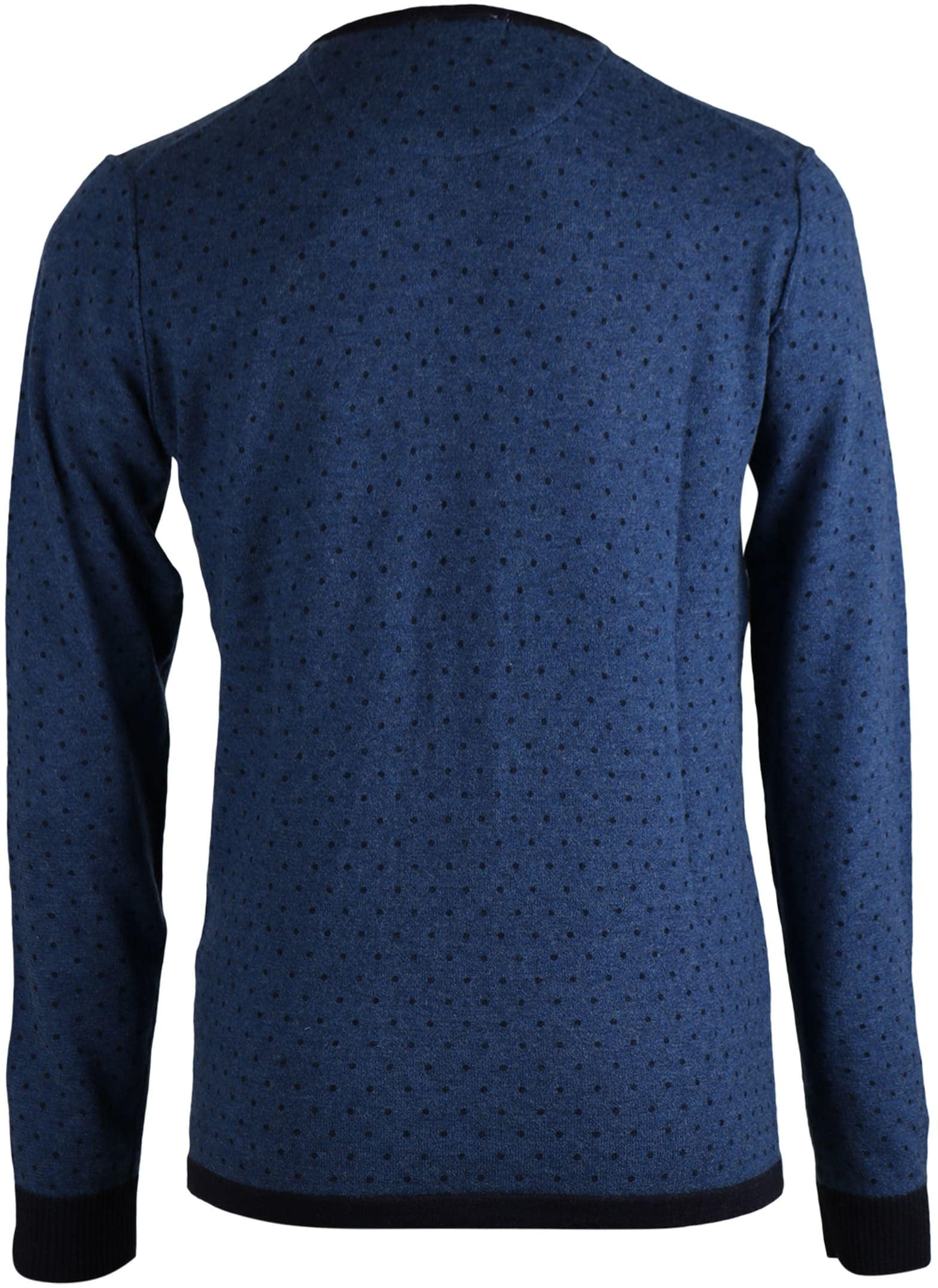 Blue Industry Pullover Blauw PinPoint foto 1