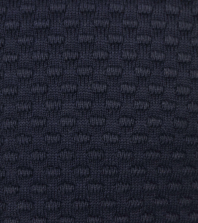 Blue Industry Strickjacke Reißverschluss Dunkelblau foto 4