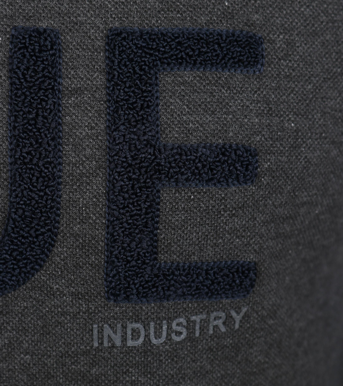 Blue Industry Sweater Donkergrijs foto 2