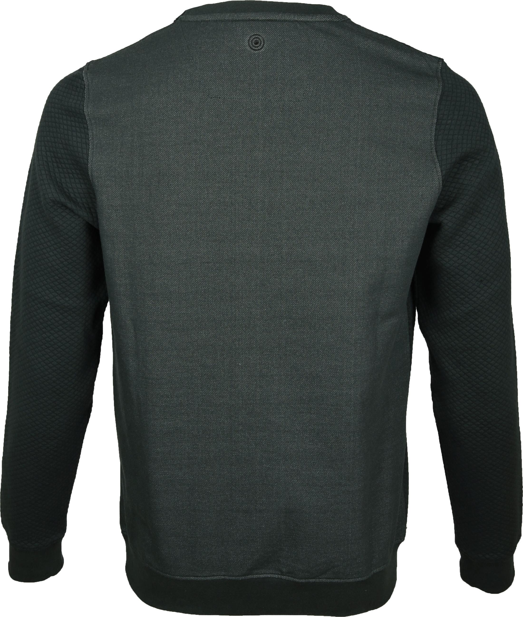 Blue Industry Sweater Knit Green foto 3