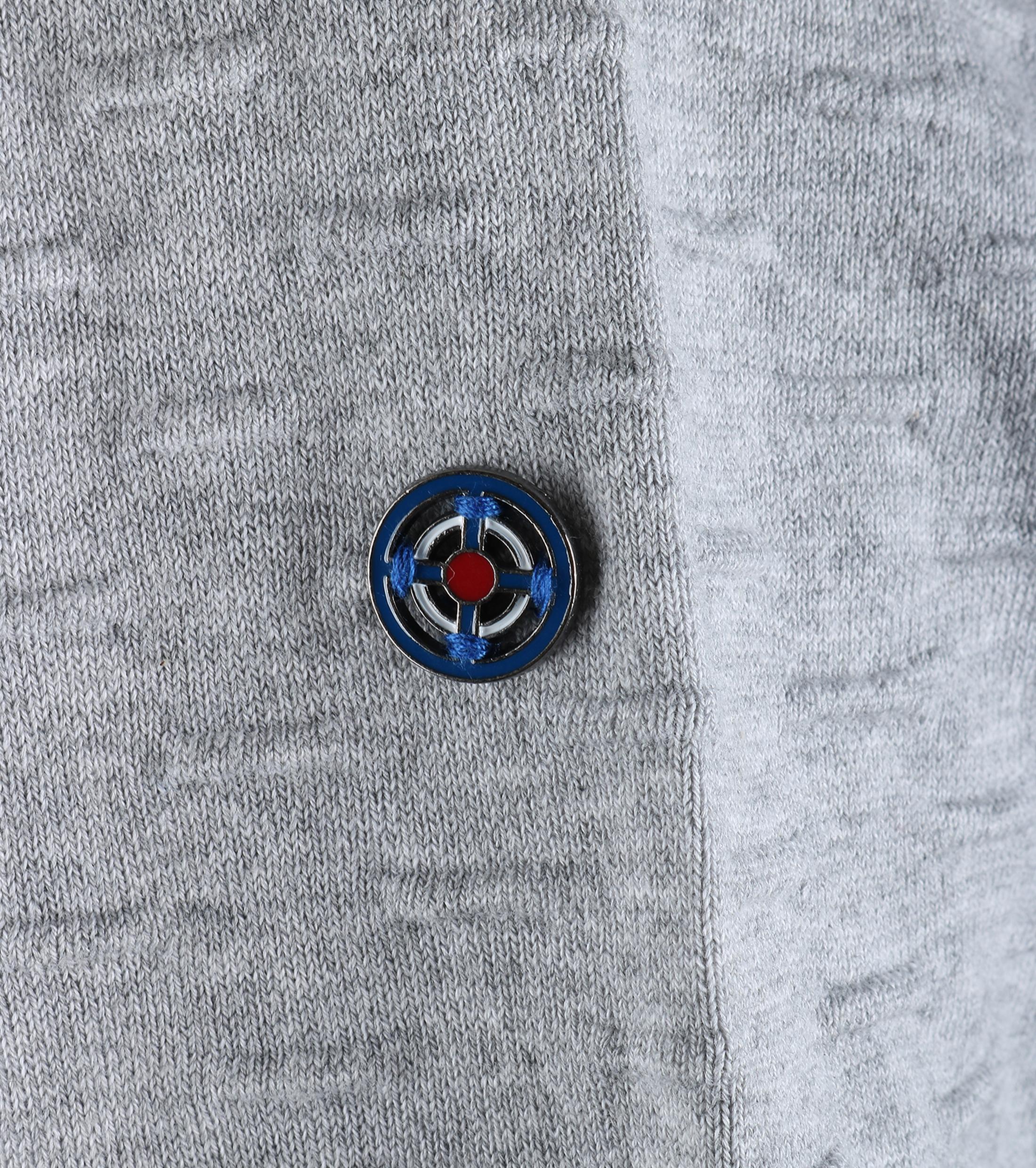 Blue Industry Vest Grijs foto 2