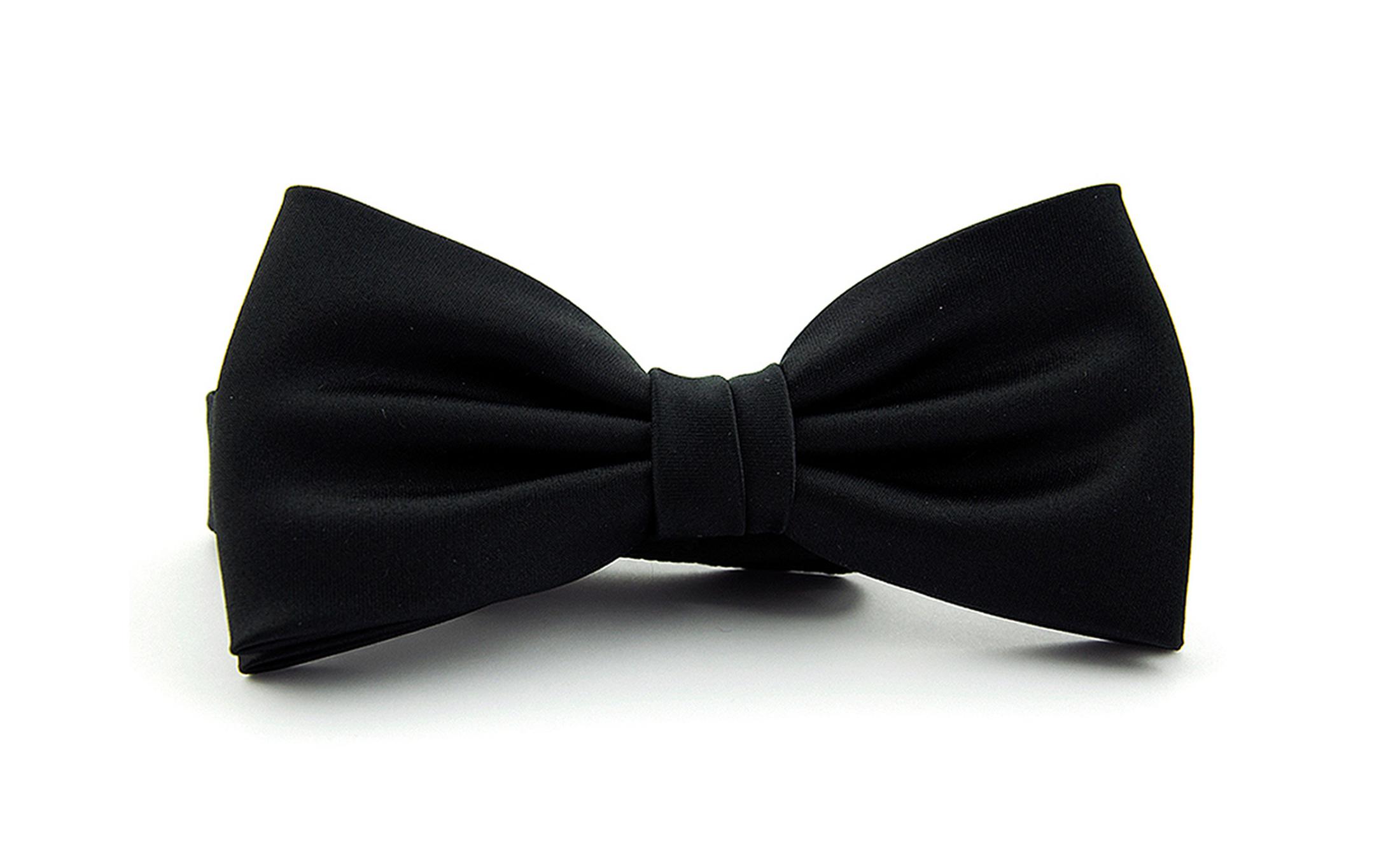 Bow Tie Black foto 0