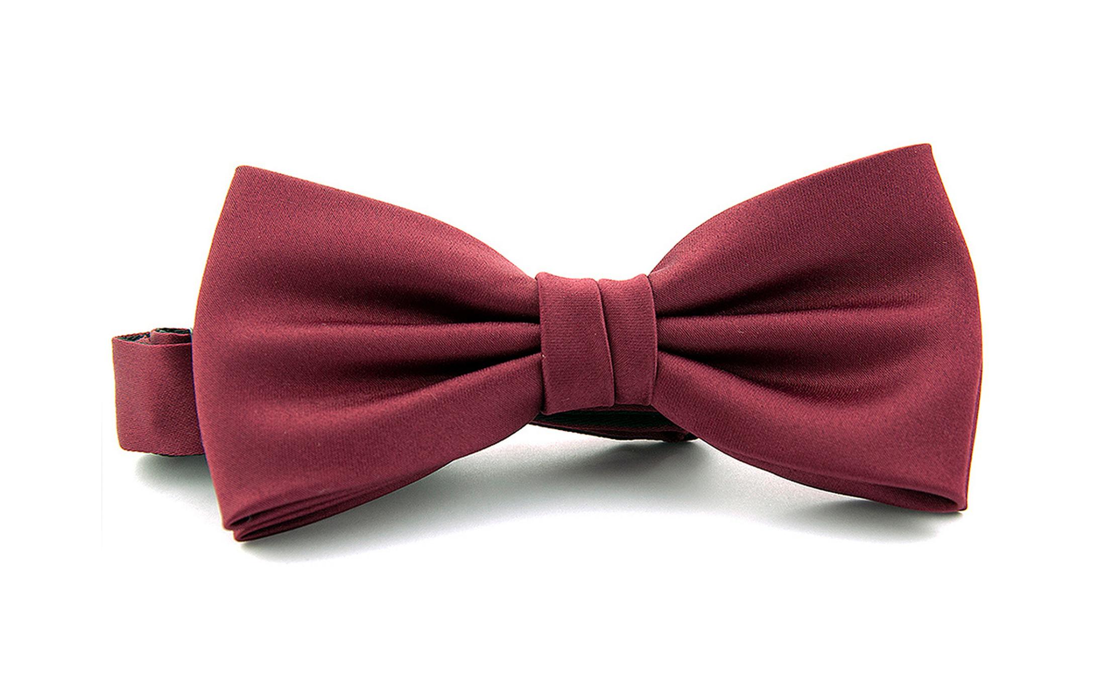 Bow Tie Bordeaux foto 0