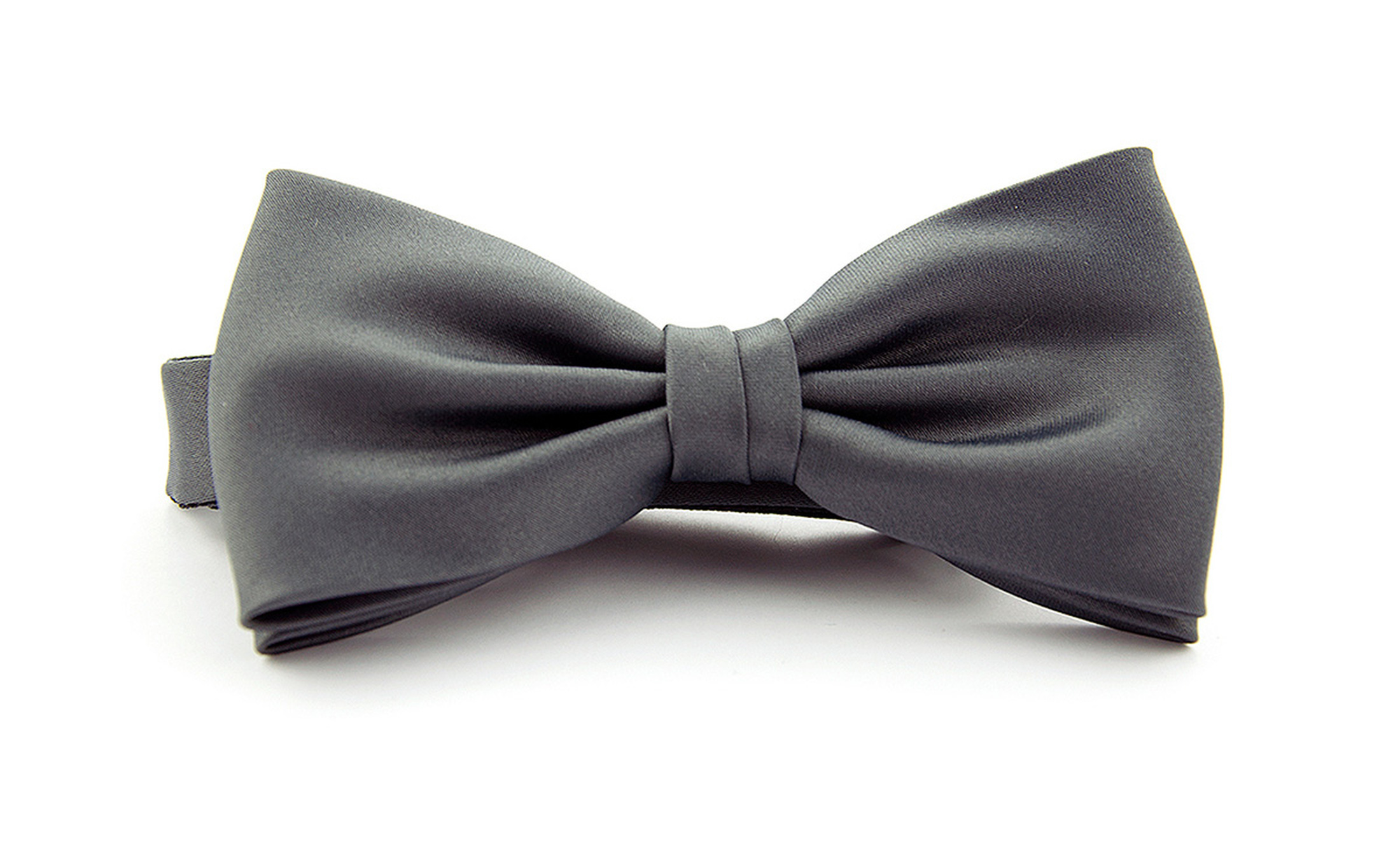 Bow Tie Dark Grey