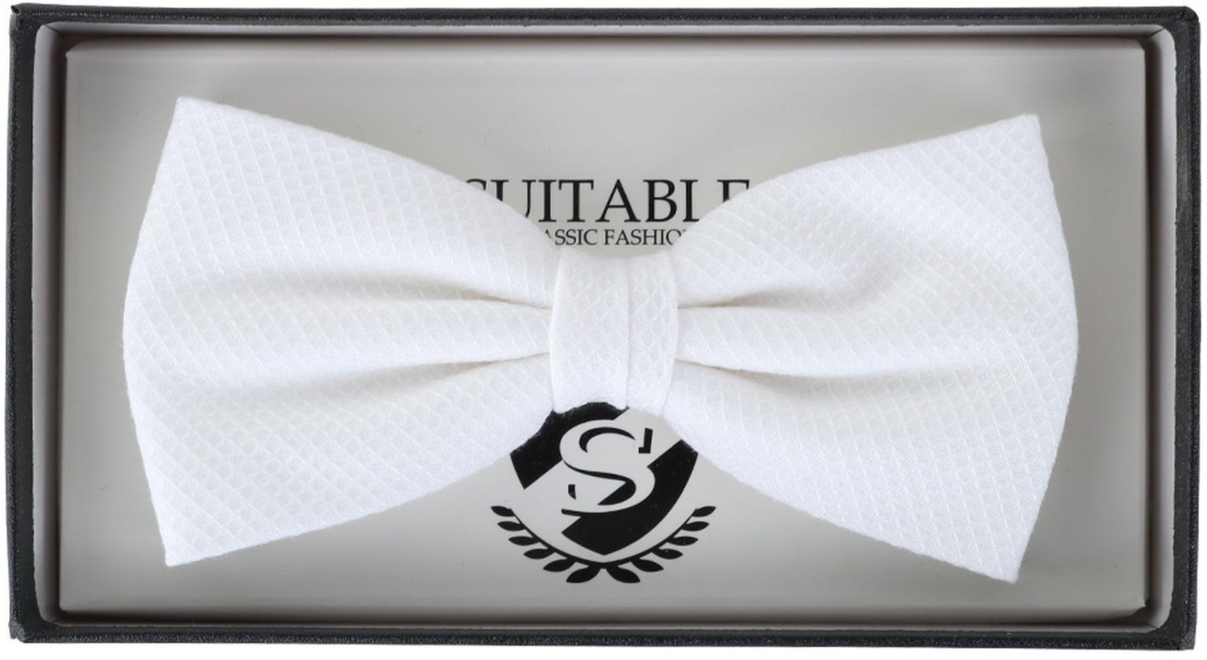 Bow Tie Pique White foto 1