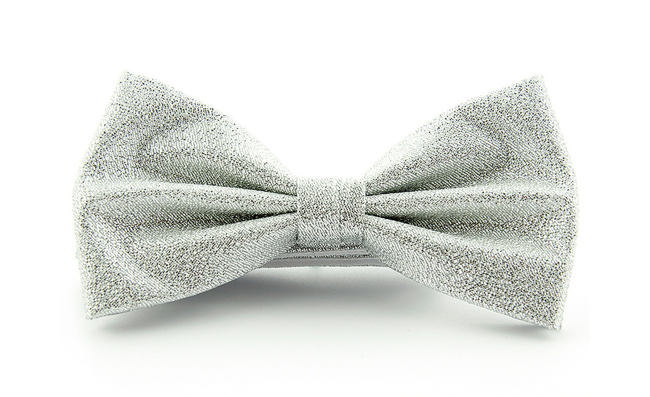 Bow Tie Silver photo 0