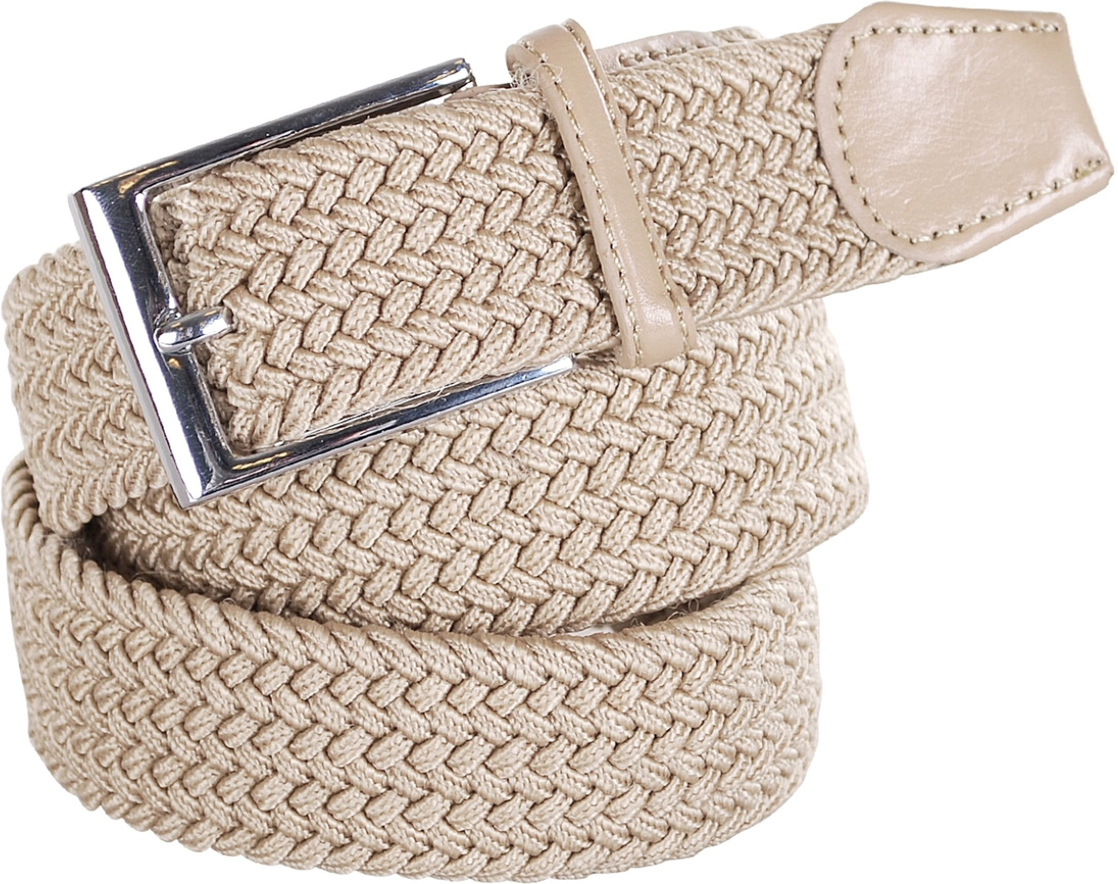 Braided Belt Beige foto 0